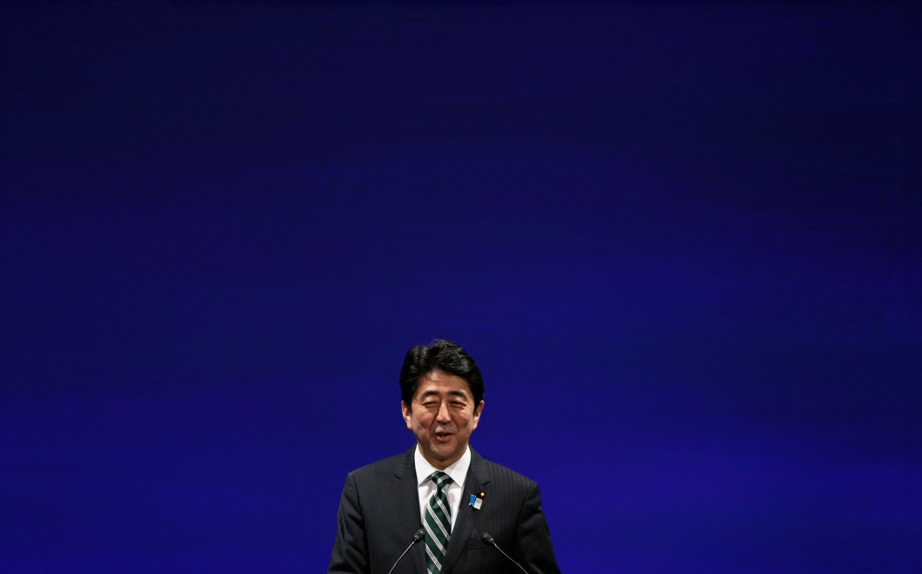 Les effets positifs de la politique du Premier ministre japonais Shinzo Abe se font sentir sur l'économie du pays.