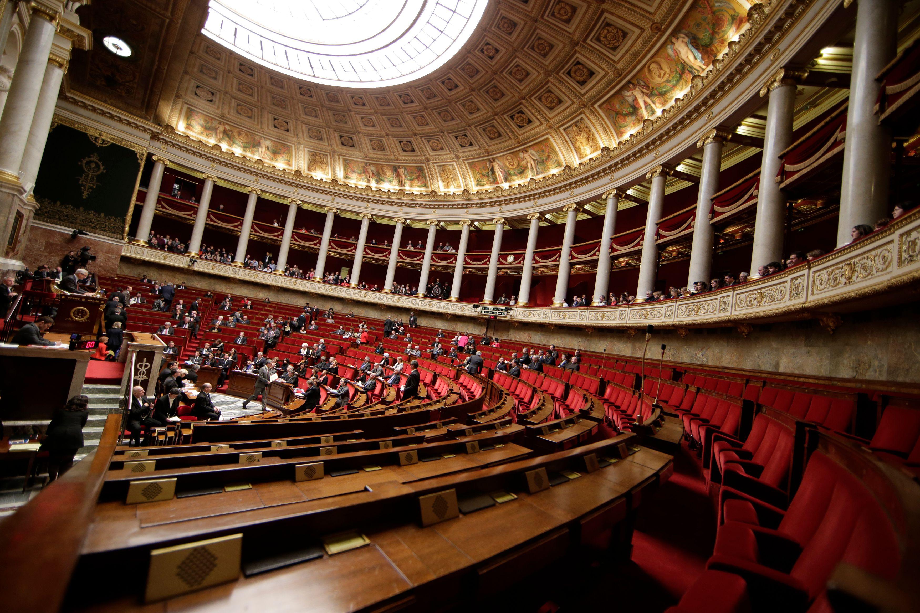 Des élus LREM s'apprêtent à créer un groupe parlementaire autonome à l'Assemblée