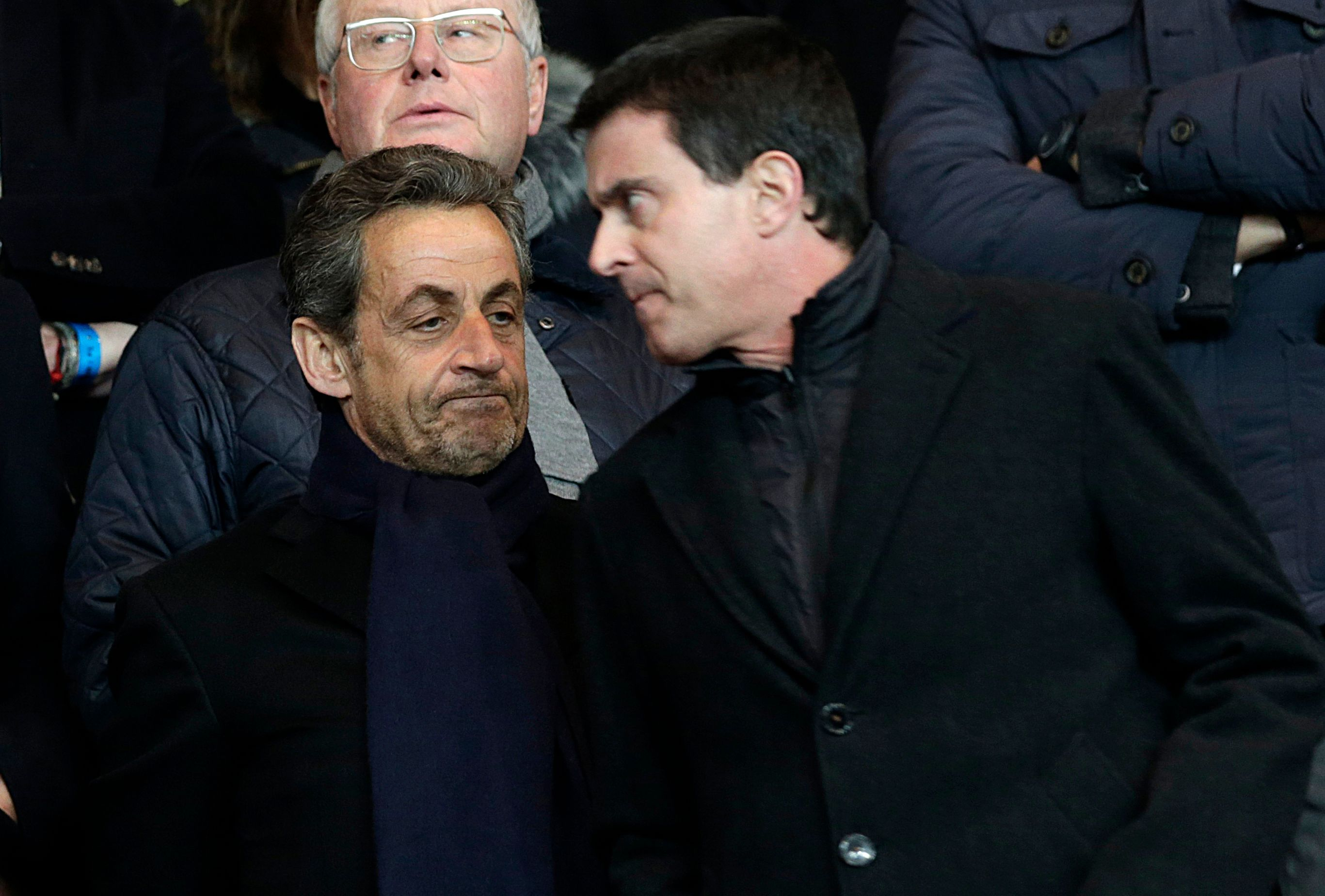 Si Nicolas Sarkozy et Marine Le Pen n'existaient pas, le PS devrait les inventer pour avoir encore quelque chose à dire