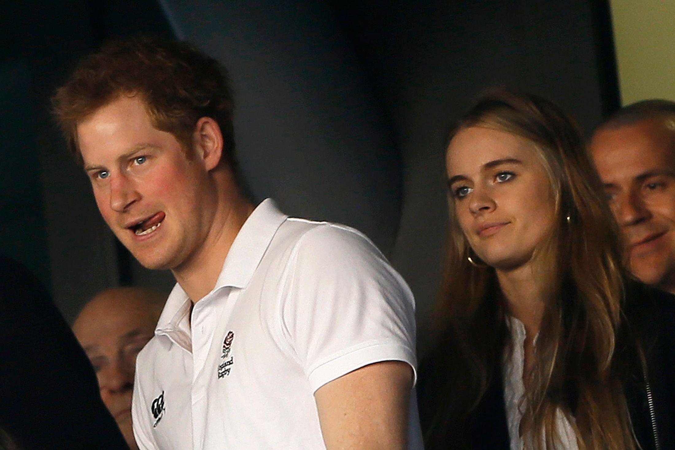 Prince Harry : vers un retour de flammes avec Cressida Bonas