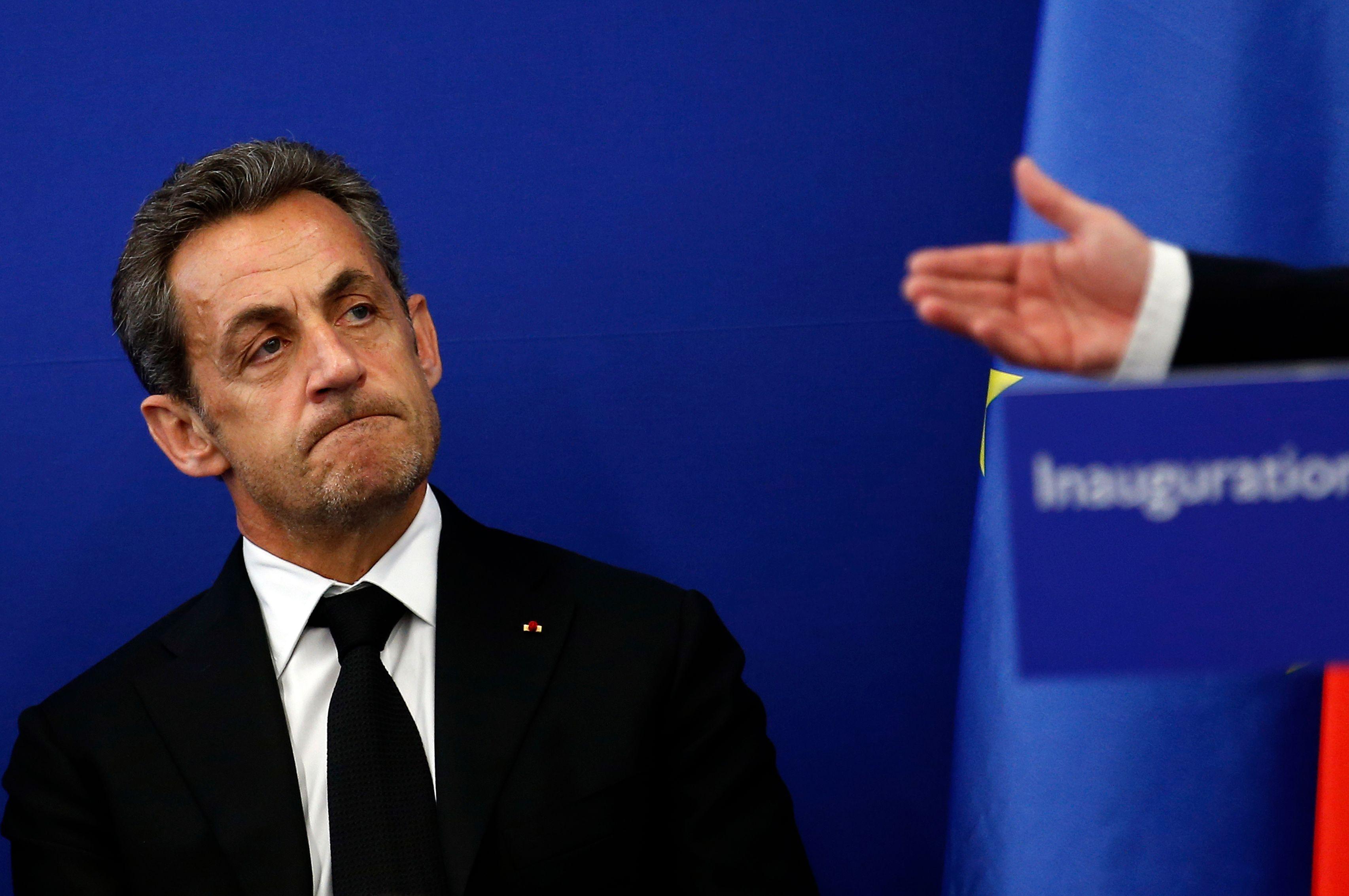 Nicolas Sarkozy est mis en examen pour corruption.
