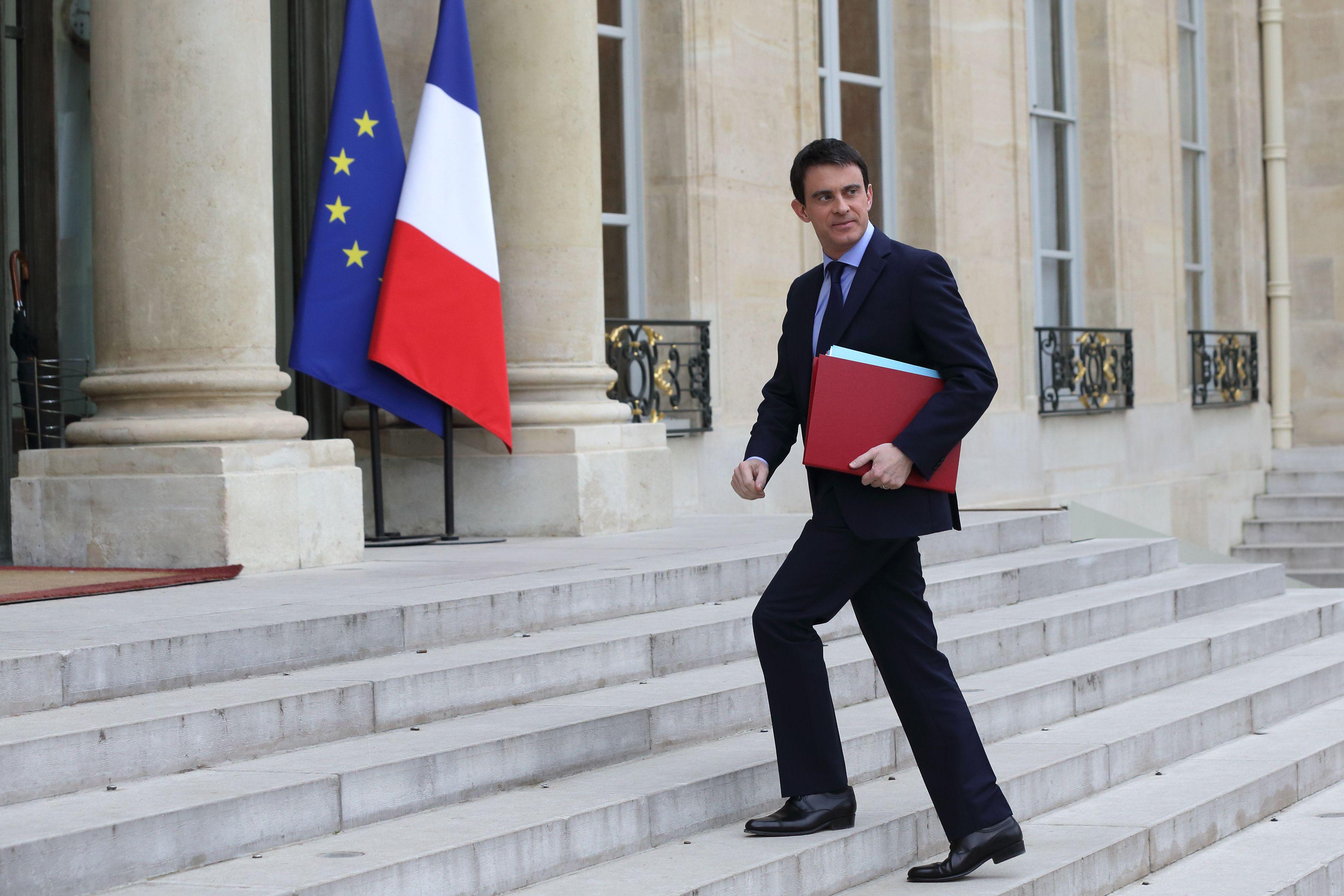 L'arrivée de Manuel Valls à Matignon  est plutôt bien accueillie par les marchés