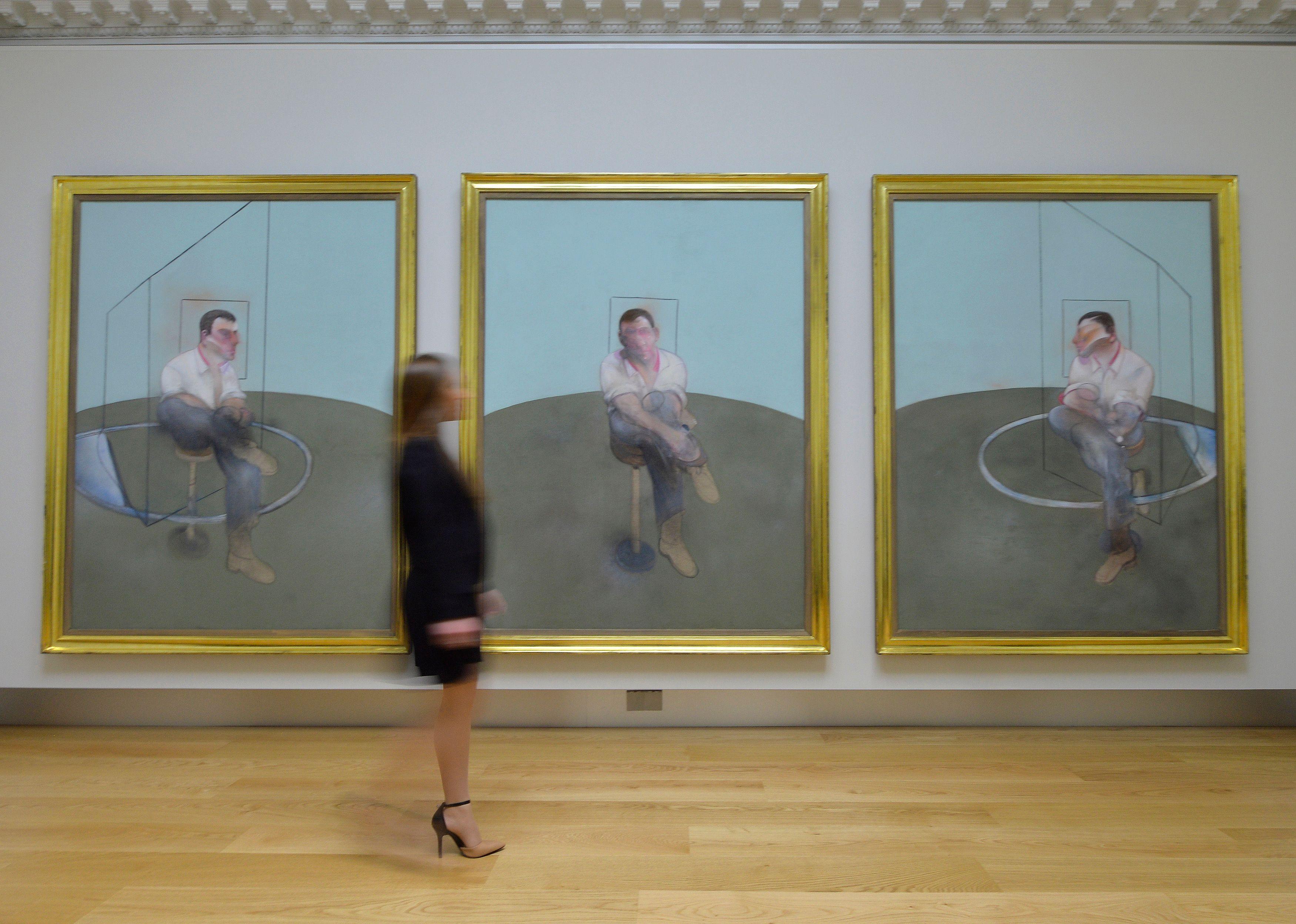 Pourquoi les ventes d'art contemporain enchaînent les records