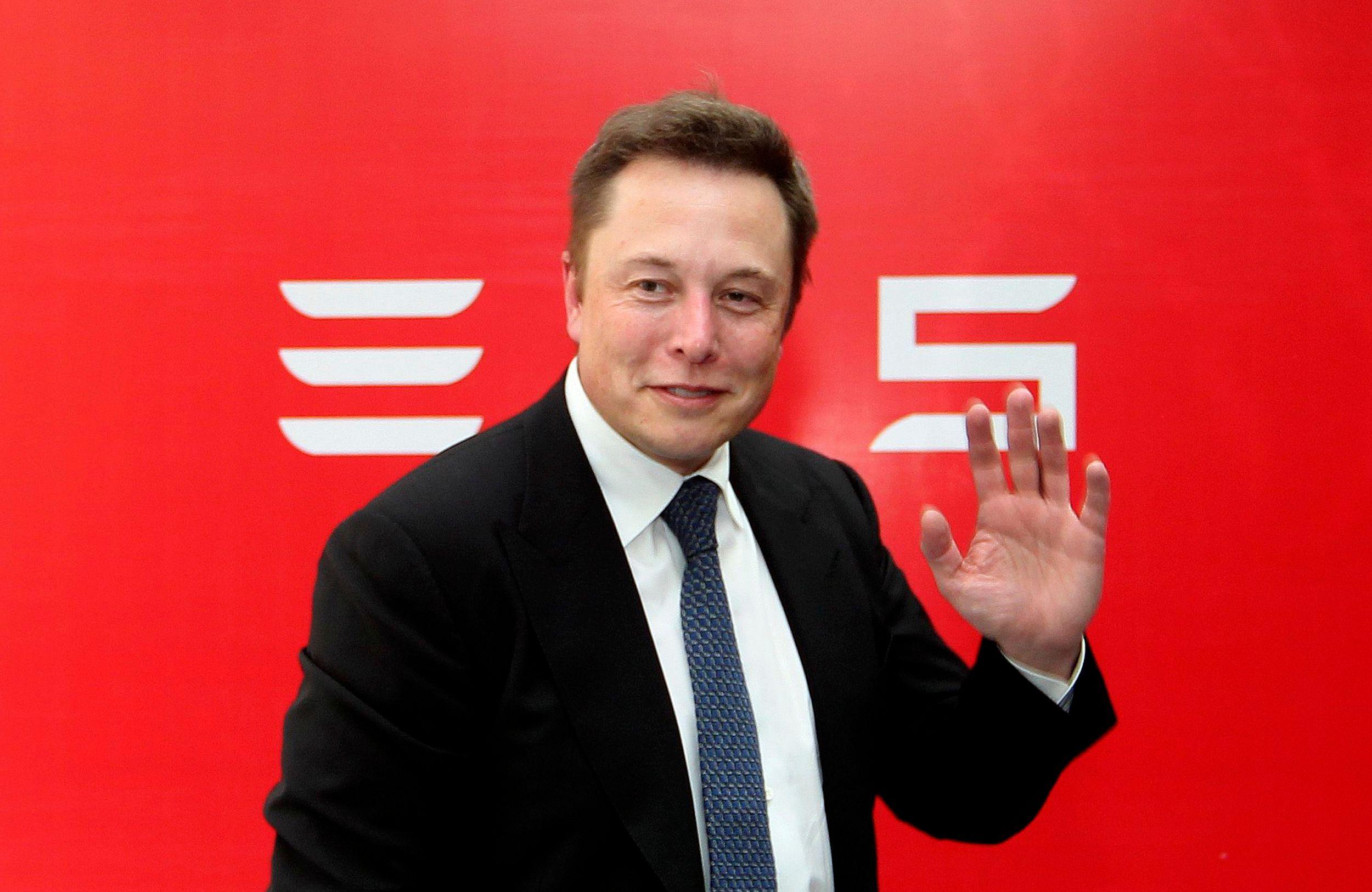 Elon Musk partage une vidéo de la Tesla Model 3