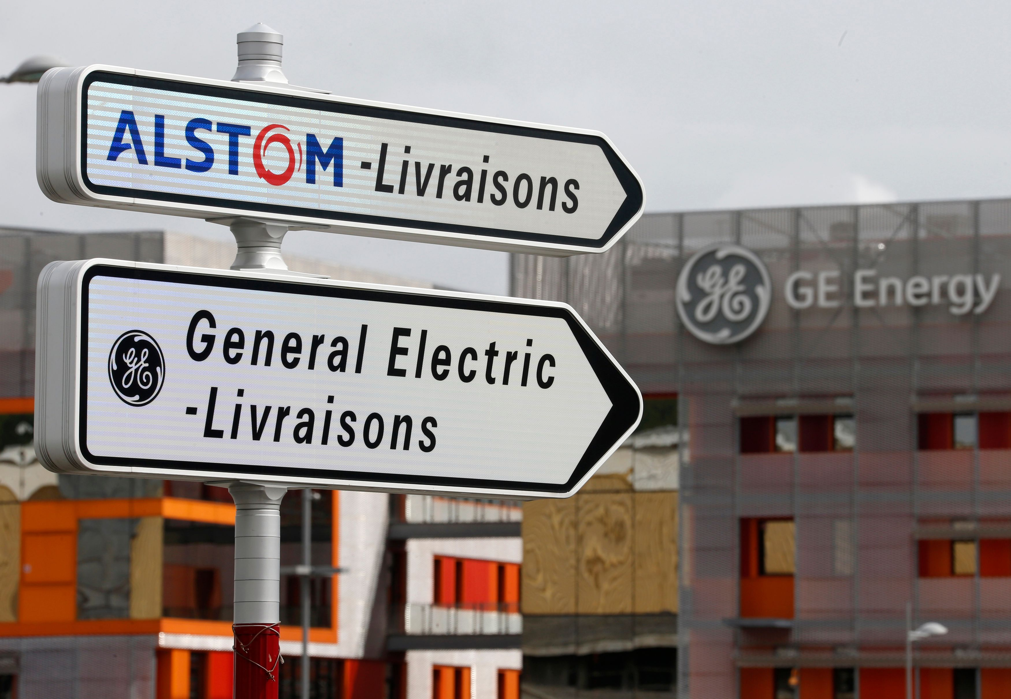 General Electric toujours prêt à prendre le contrôle d'Alstom énergie