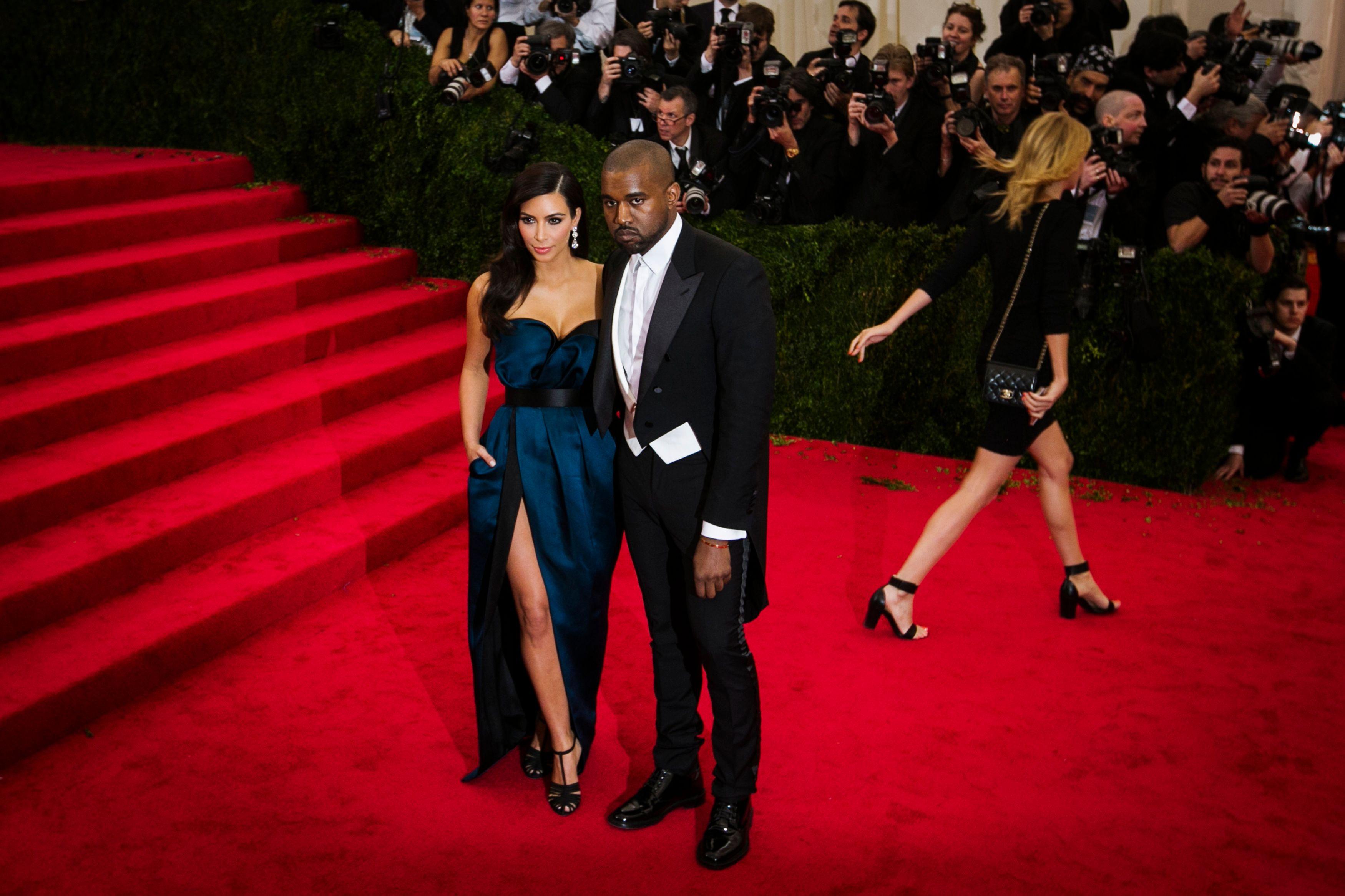 Mariage de Kim Kardashian et Kanye West : les premières photos mises en ligne