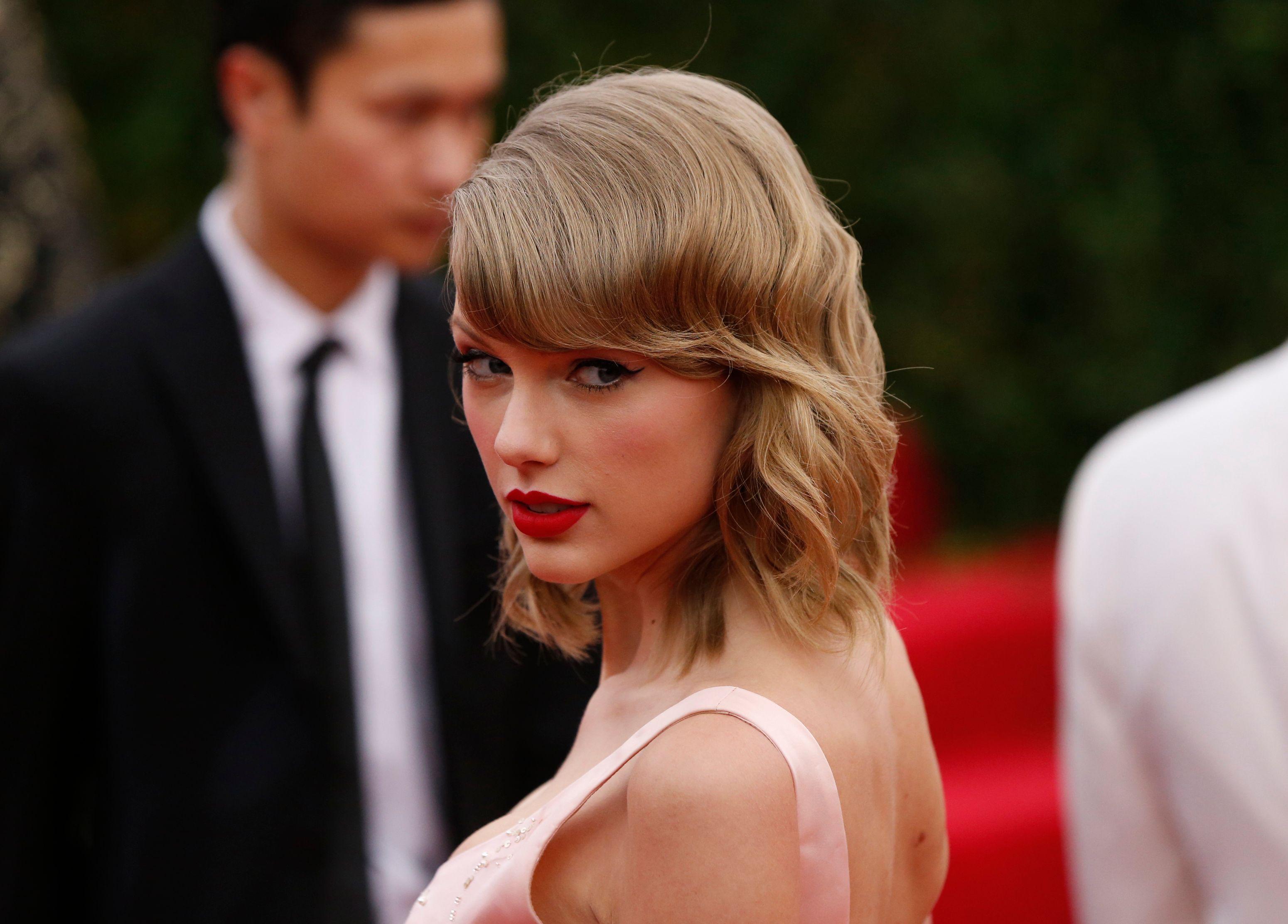 Taylor Swift interdite d'ondes par une radio local australienne