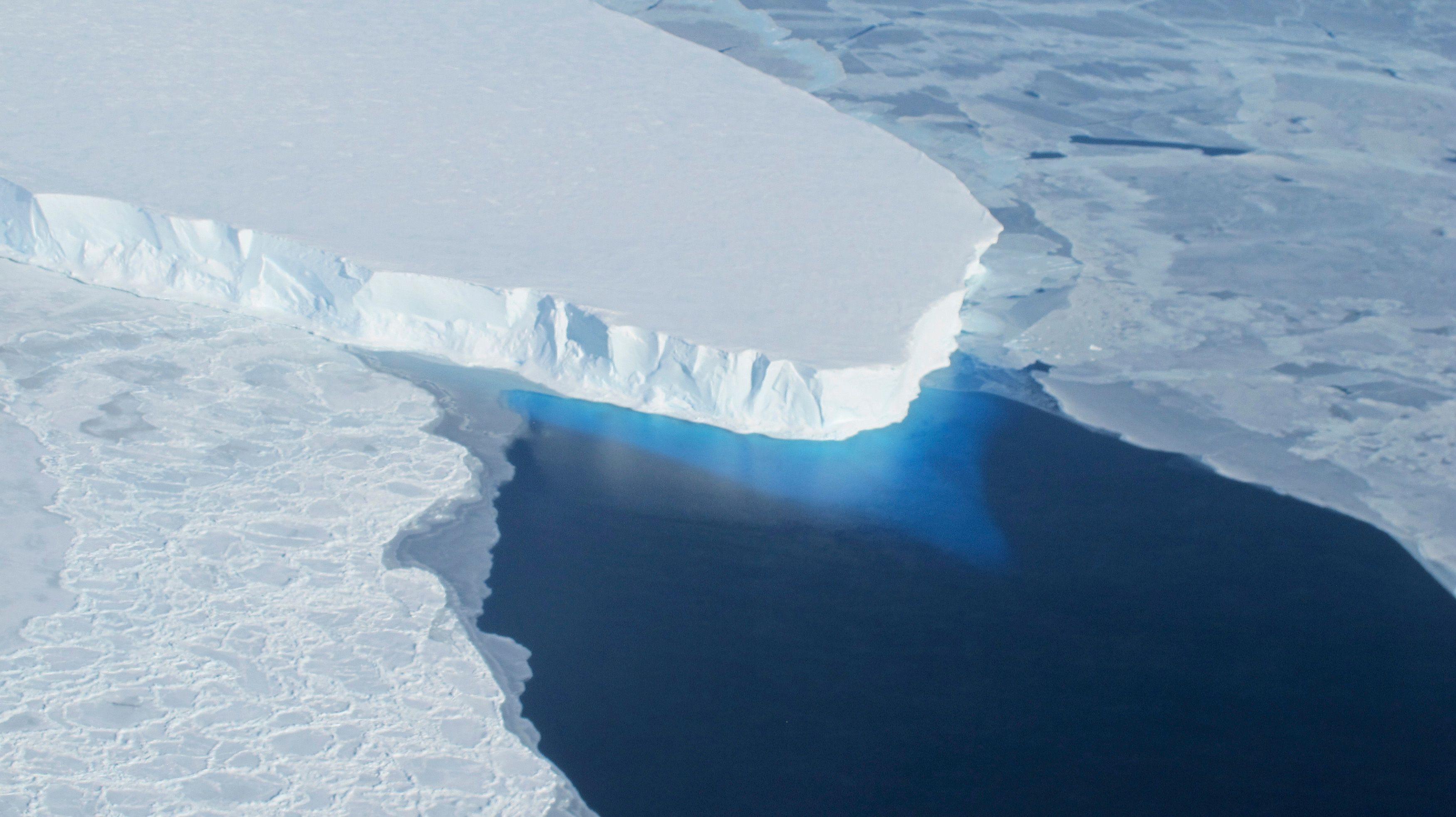 Ces 100 dernières années, la mer s'est élevée de près de 17 cm.