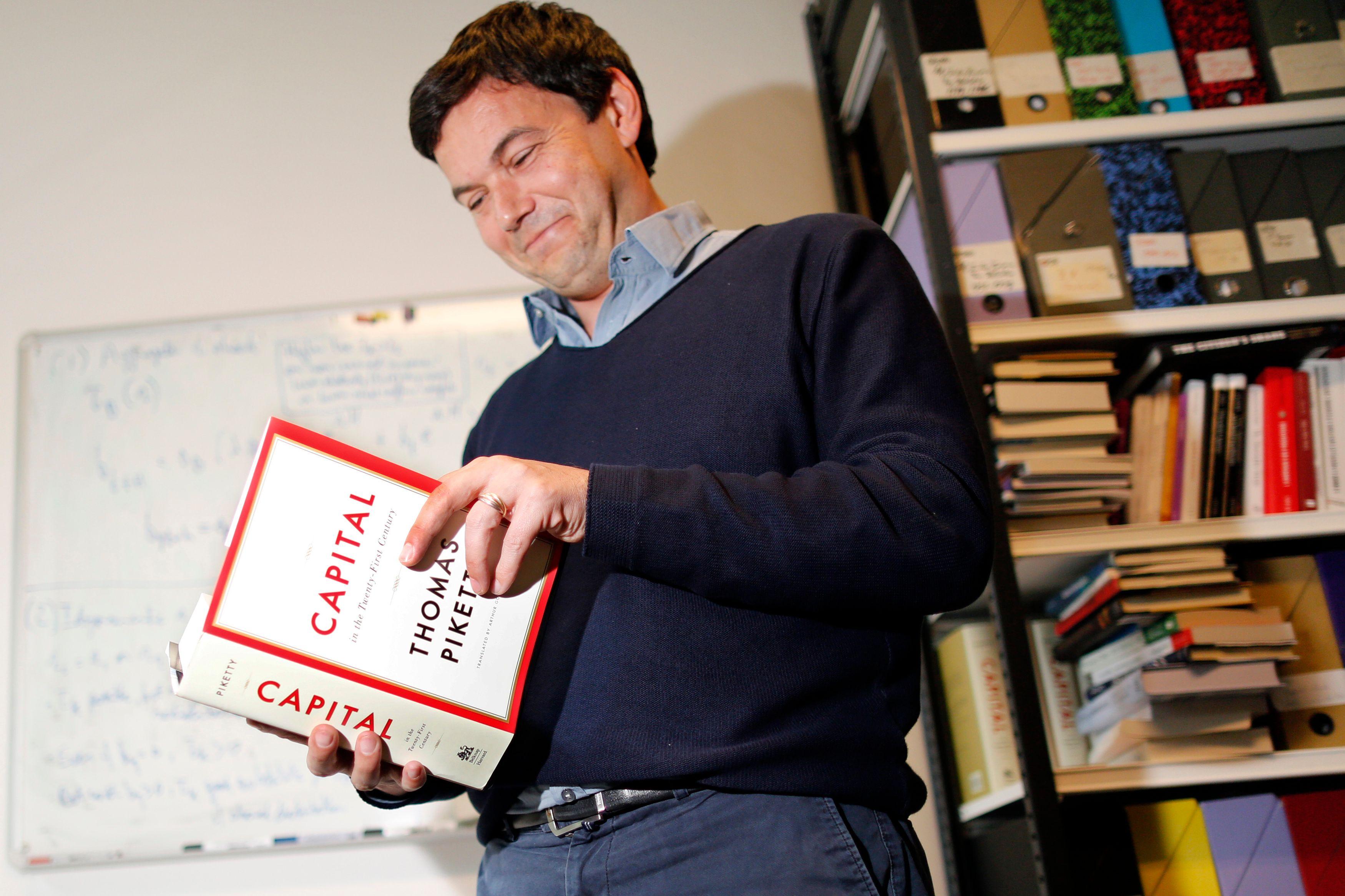 Thomas Piketty ou le vernis scientifique au service d'obsessions idéologiques