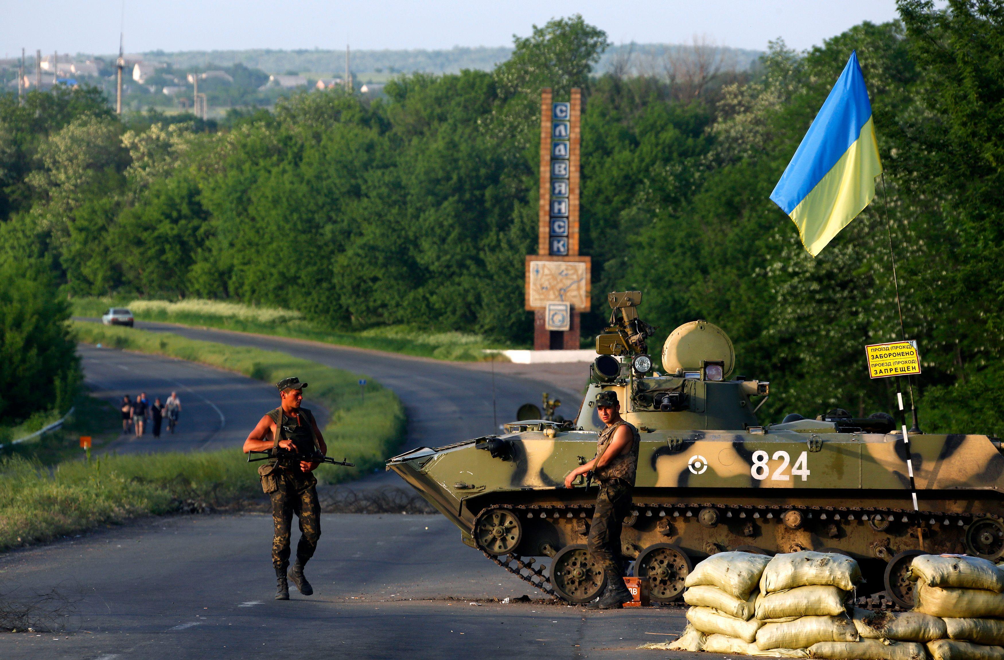 La situation s'est fortement tendu ces derniers jours en Ukraine.