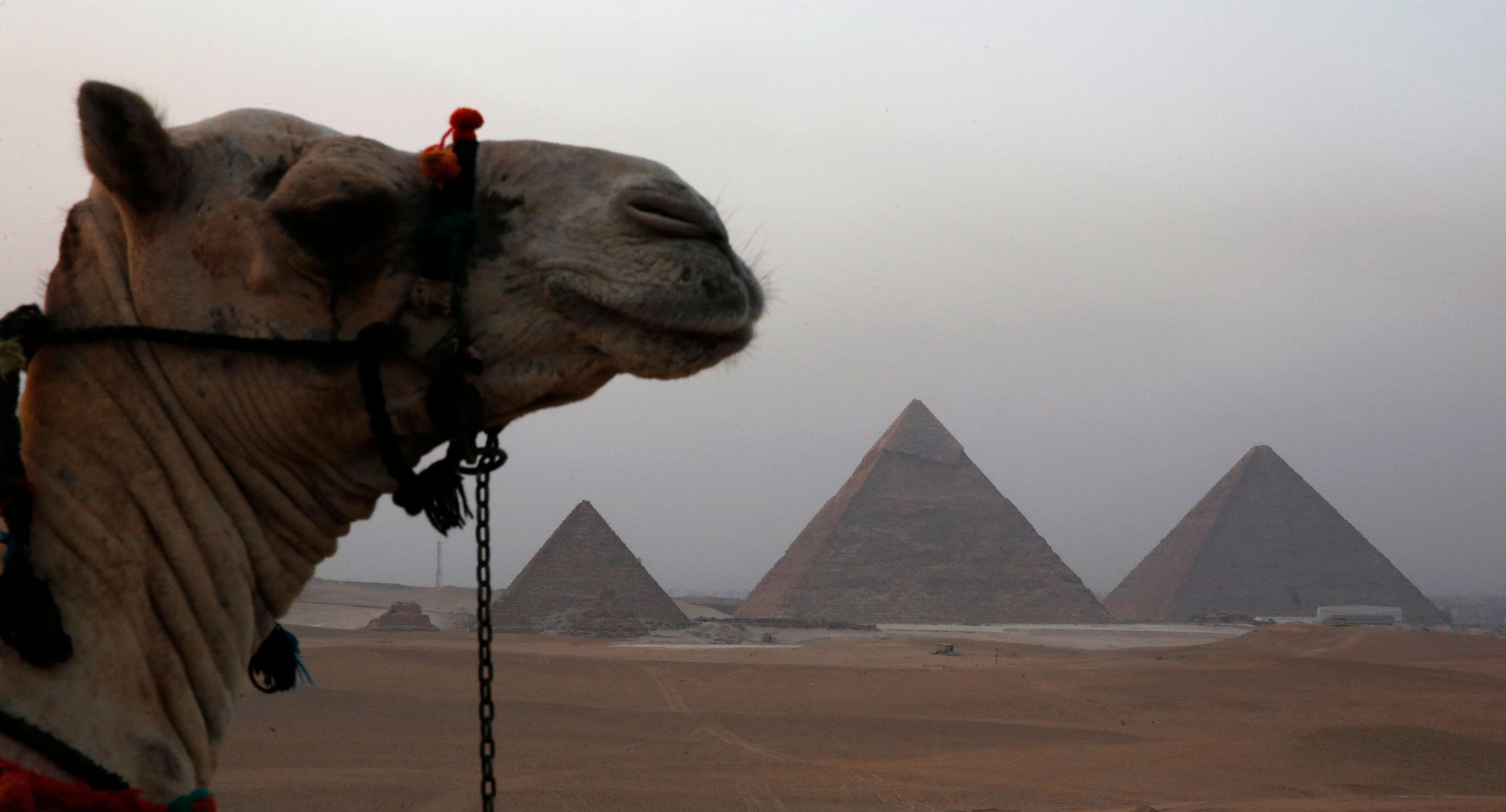Les mystérieuses anomalies thermiques découvertes dans la pyramide de Khéops fascinent les scientifiques