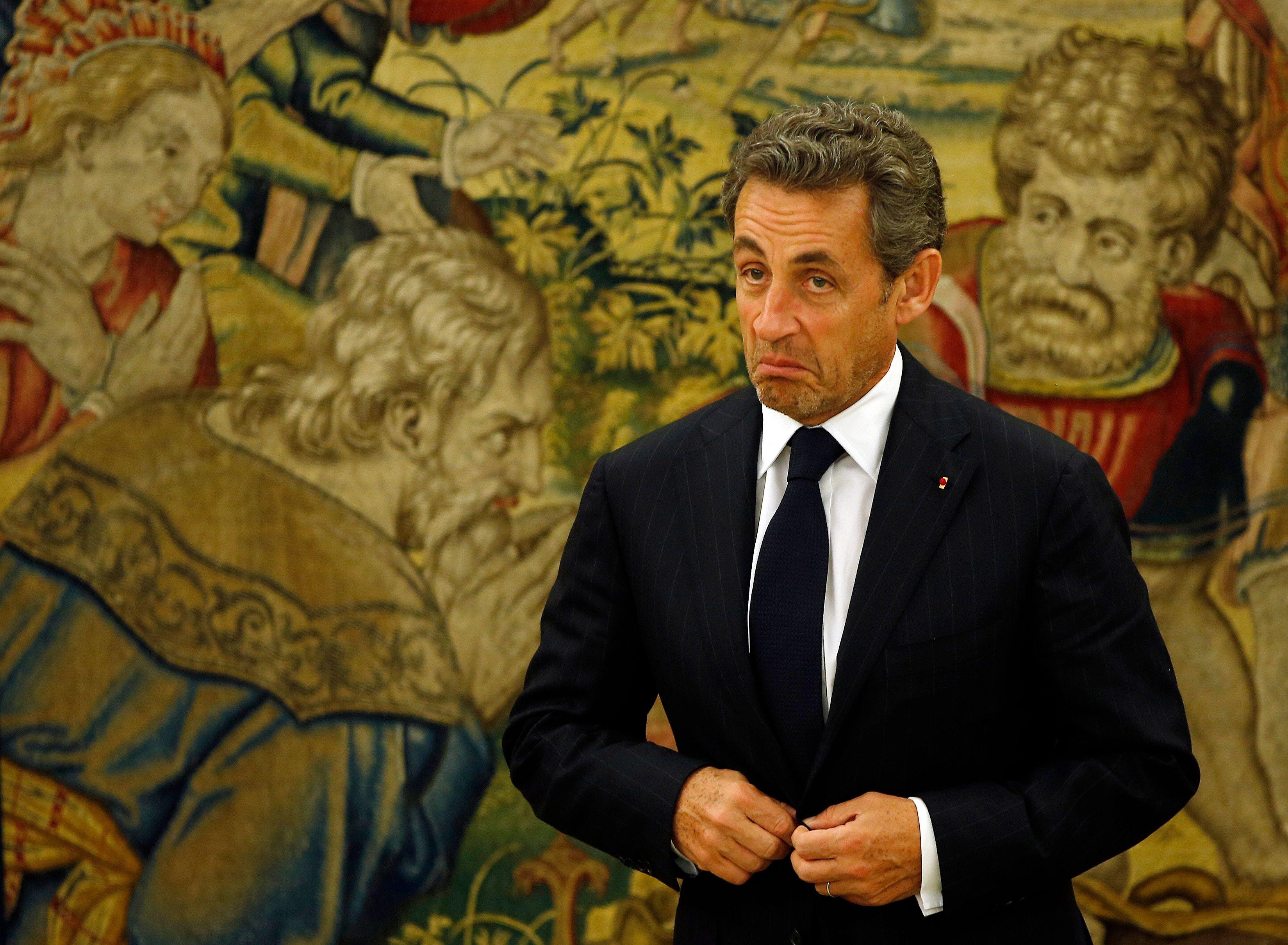 Nicolas Sarkozy à la recherche de son numéro deux