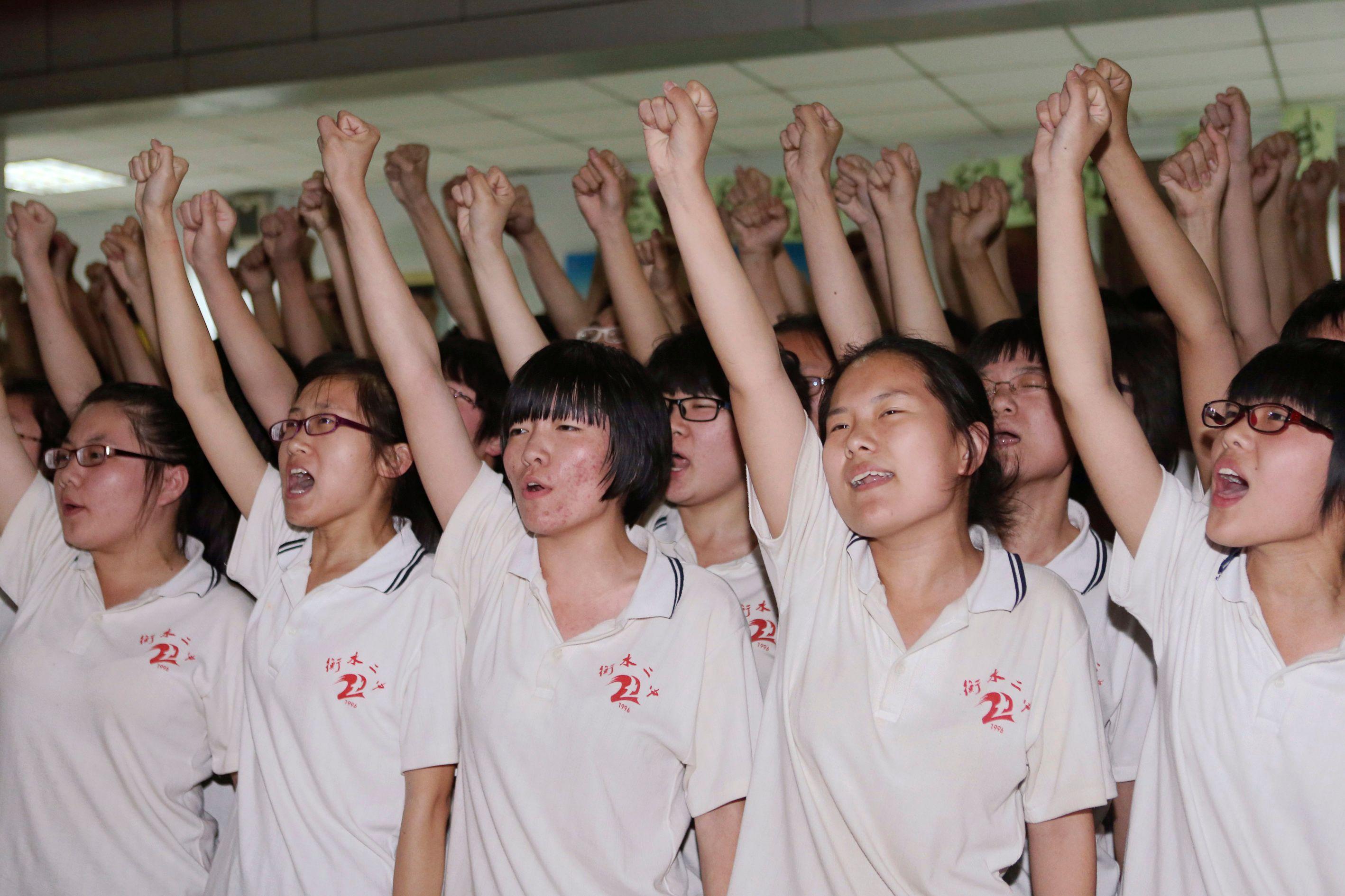La Chine risque de connaître une crise démographique.