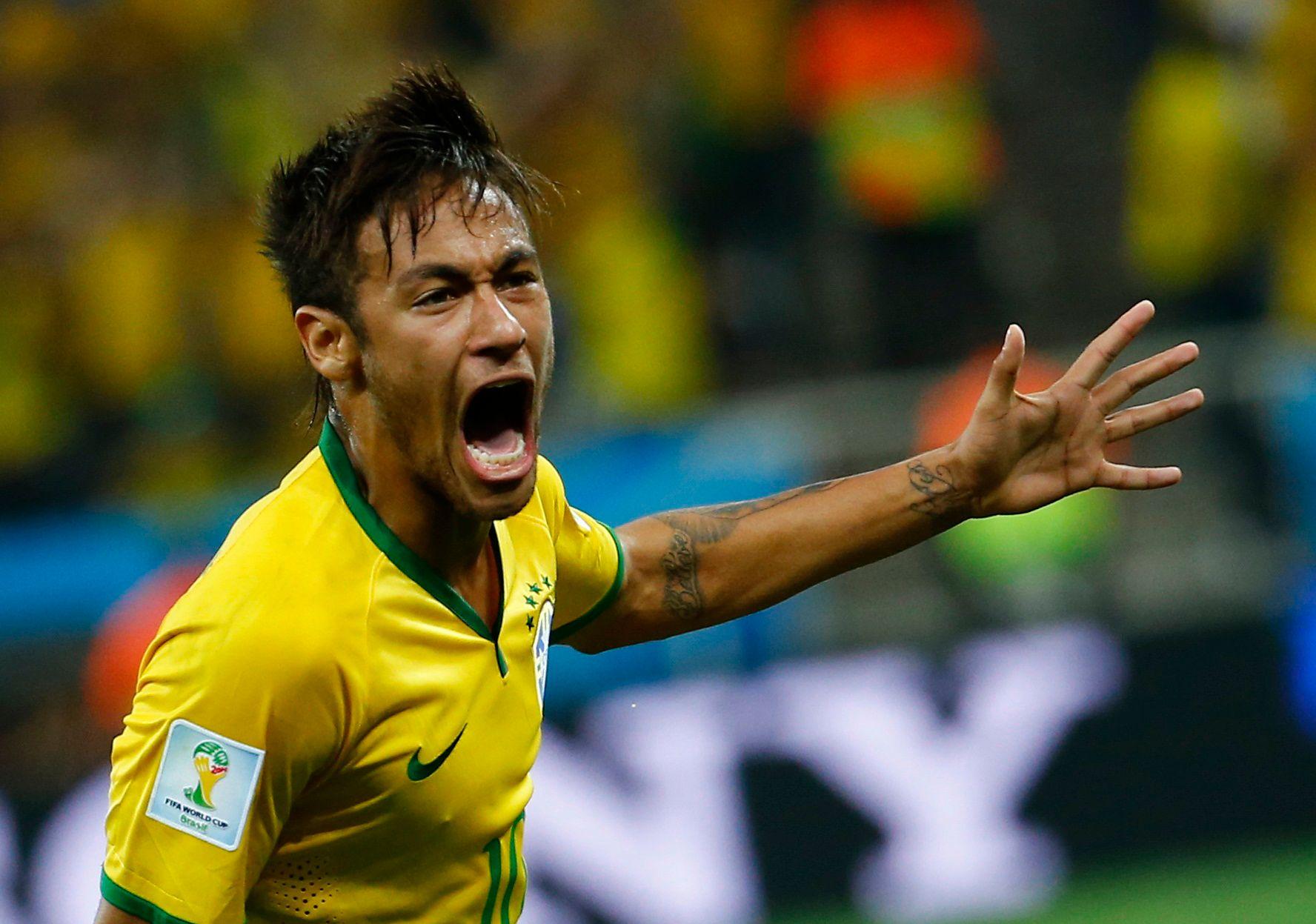 Le footballeur Neymar mis en examen au Brésil pour évasion fiscale