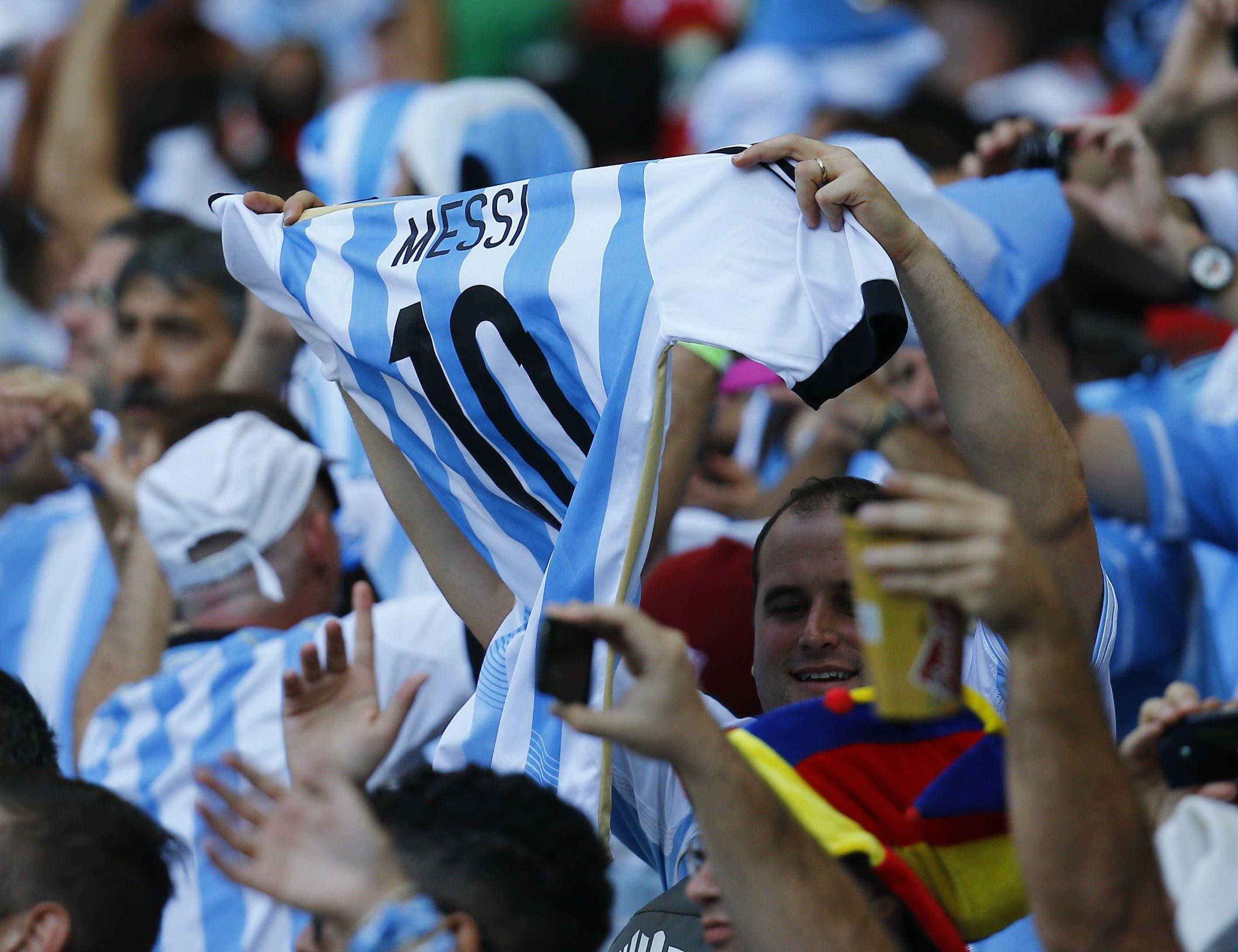 Lionel Messi entrera définitivement dans l'histoire du football s'il remporte la Coupe du monde