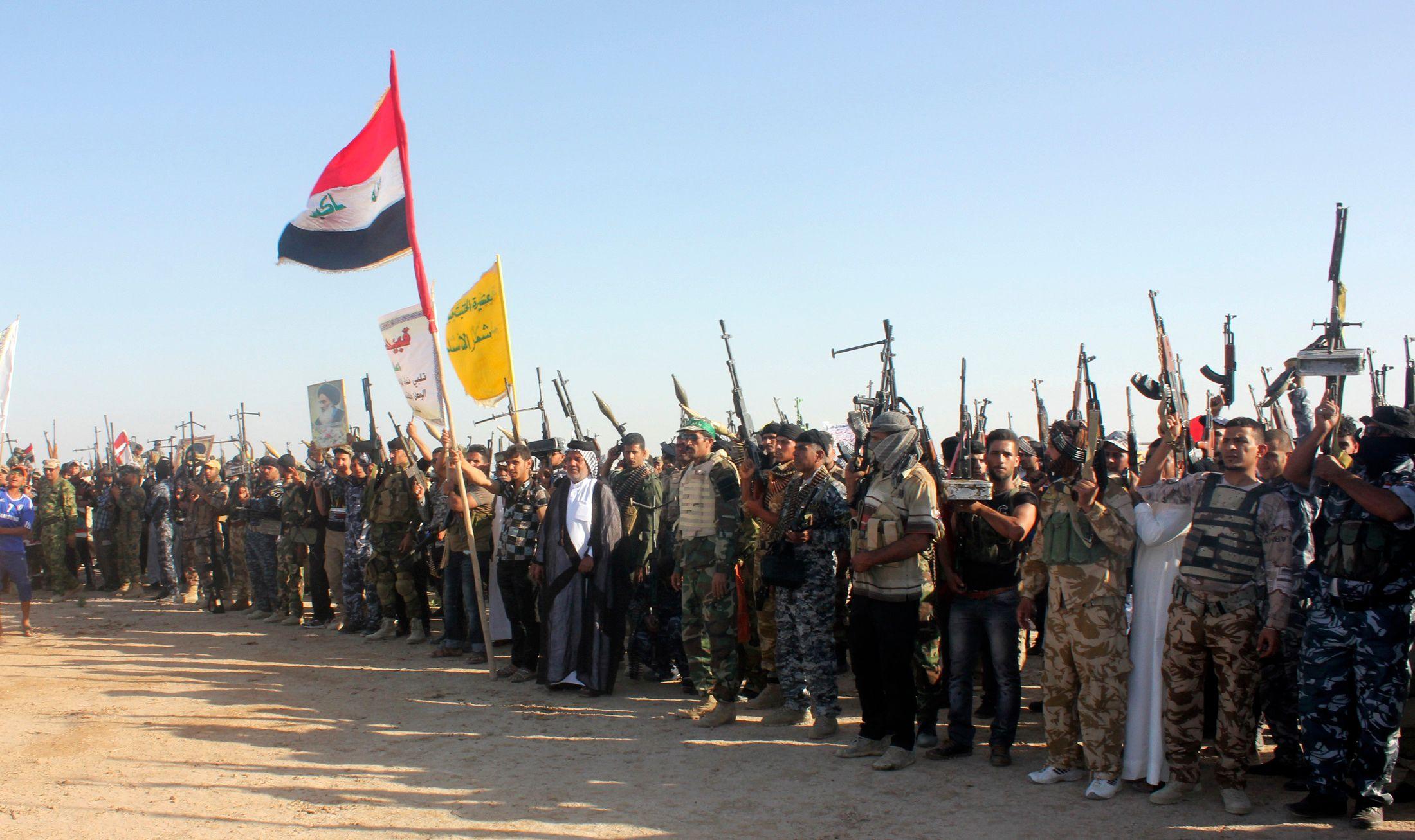 En Irak la situation est plus que chaotique