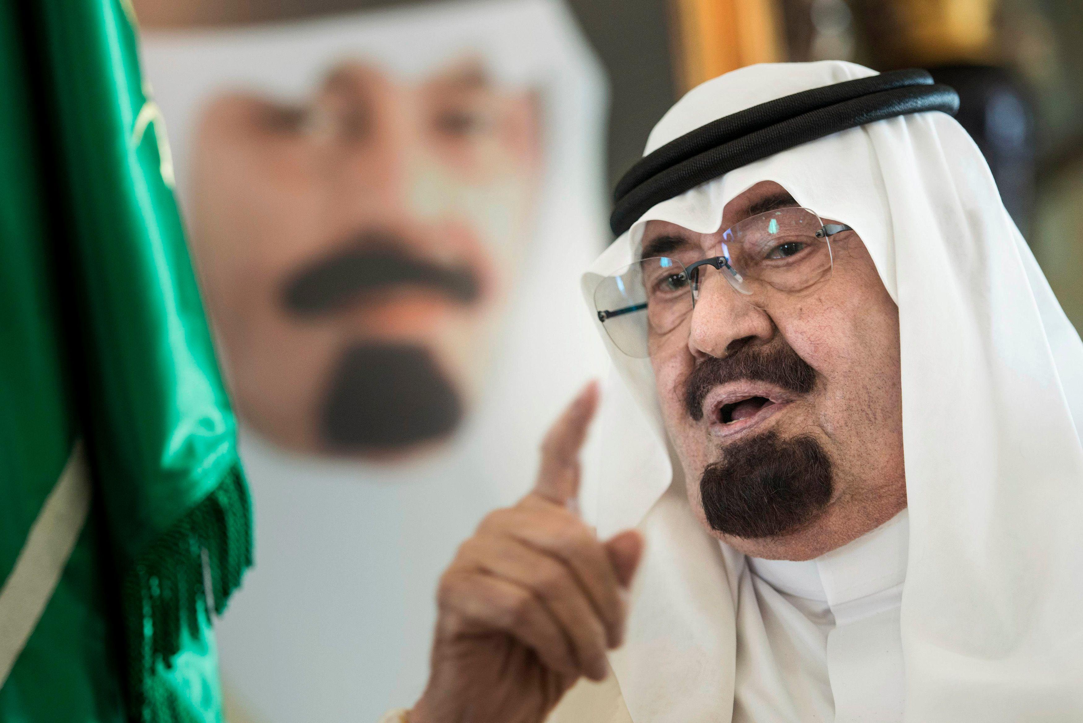 Le roi Abdallah ben Abdelaziz al-Saoud dirige le pays depuis 2005