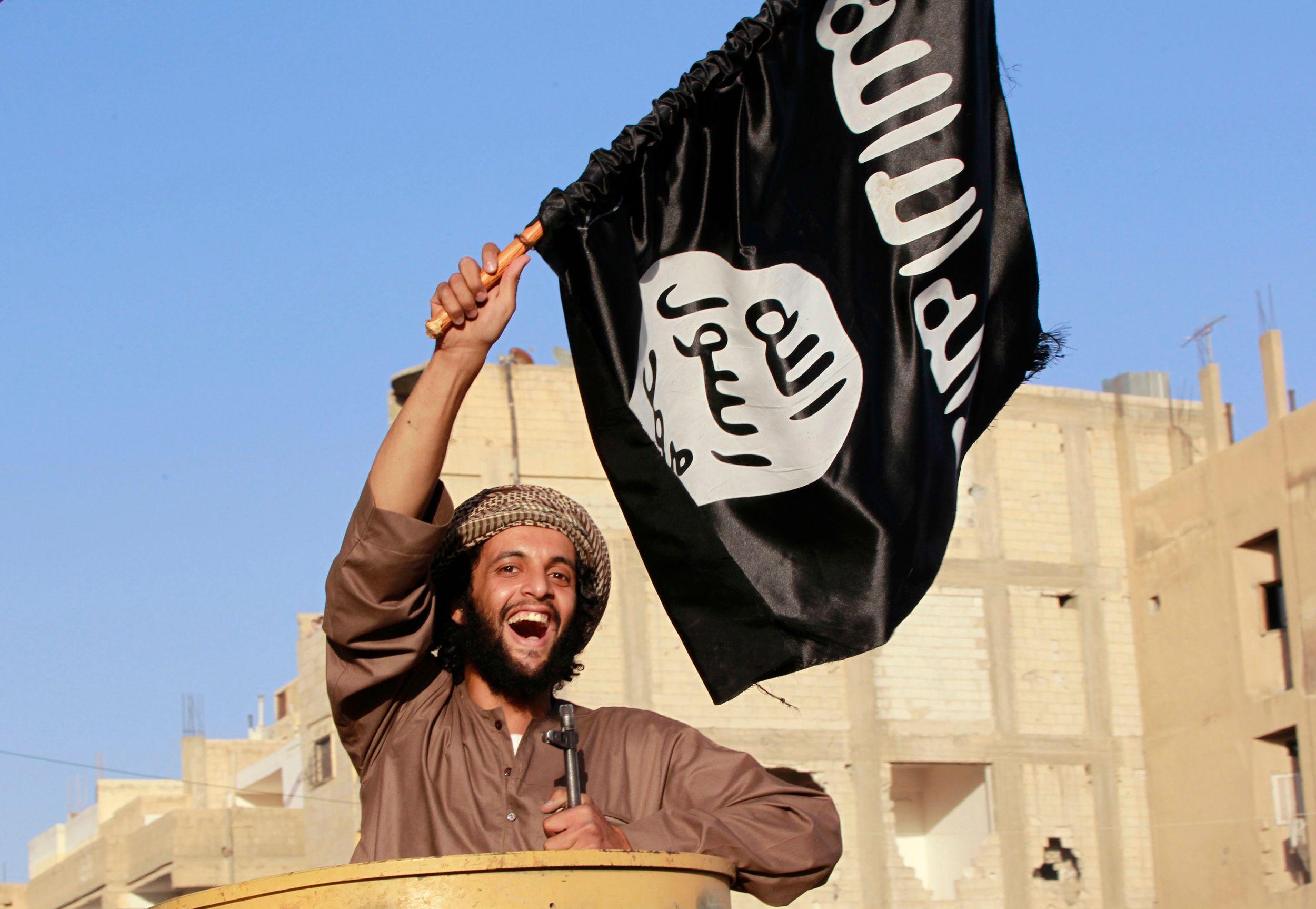 La vidéo aurait été tournée dans la ville de Hawija, en Irak.