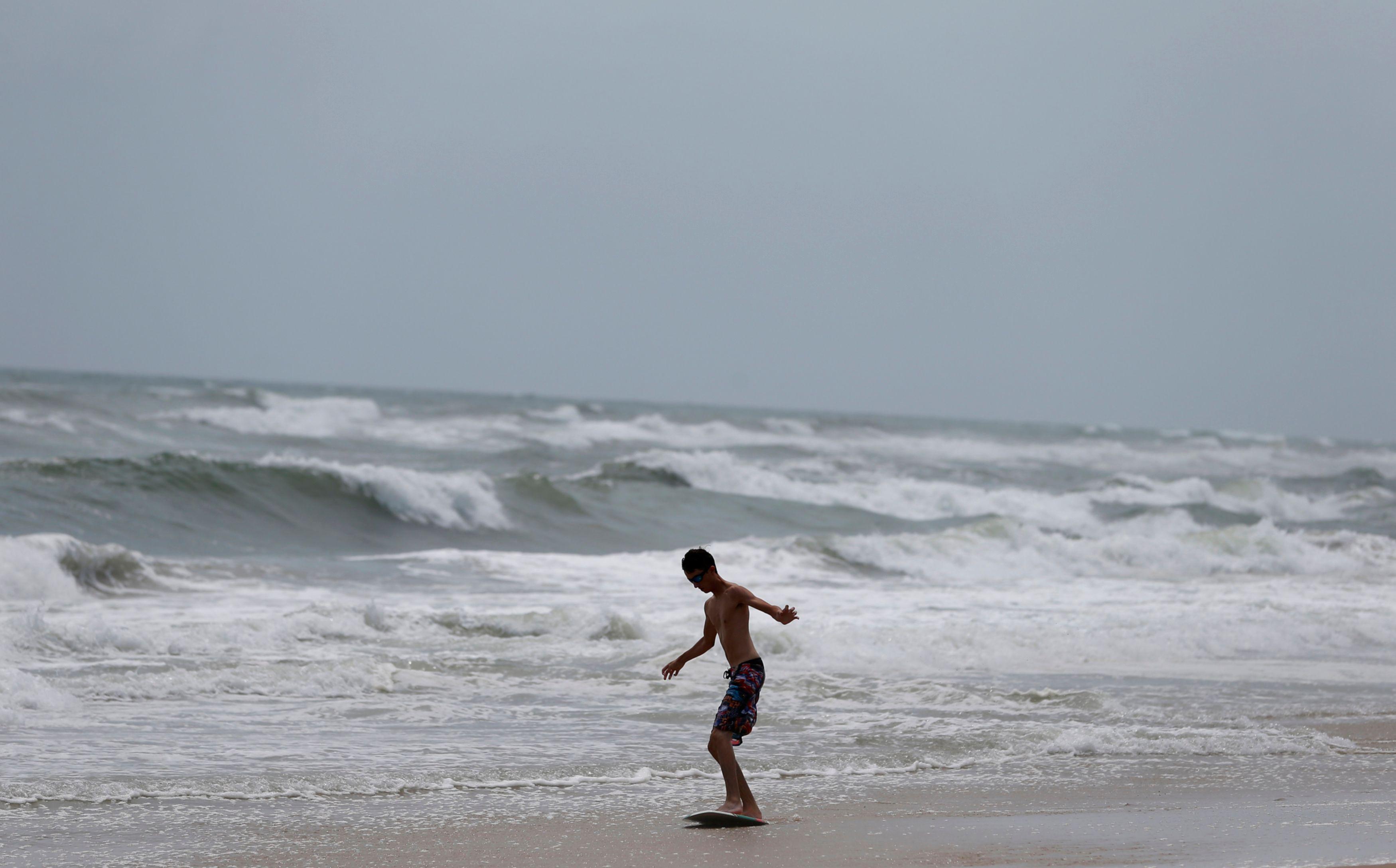 Le niveau des eaux pourrait monter de 1 mètre d'ici 100 à 200 ans.