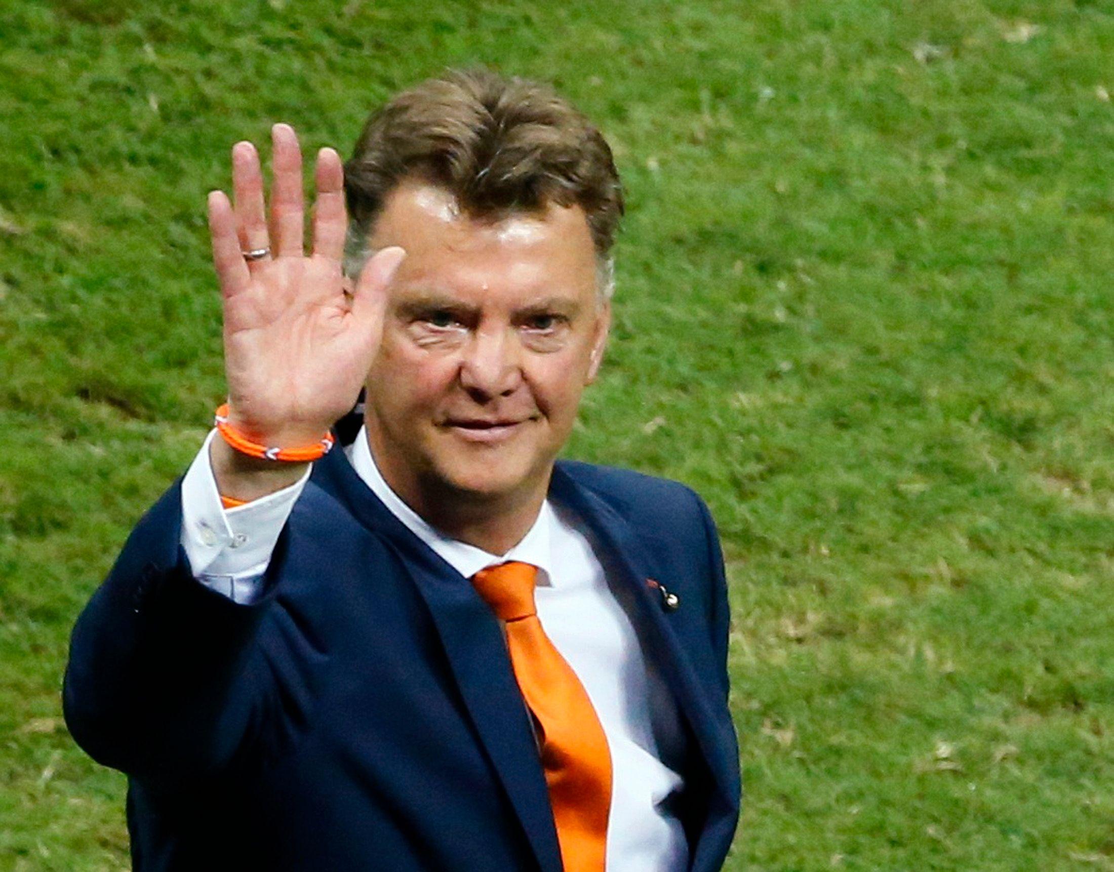 Louis Van Gaal sélectionneur des Pays-Bas