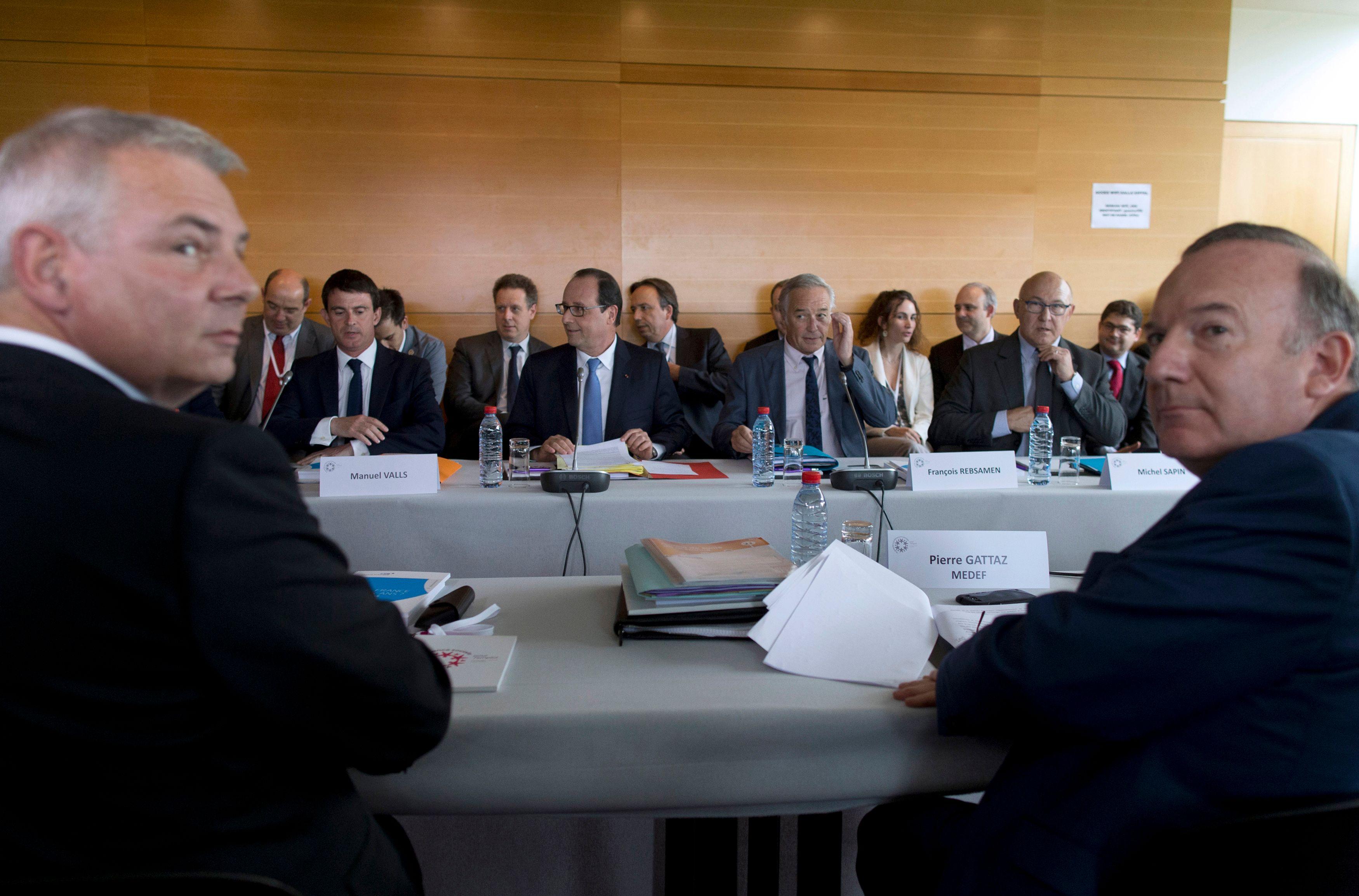 Pacte de responsabilité : la mesure phare du quinquennat Hollande fait pschiit