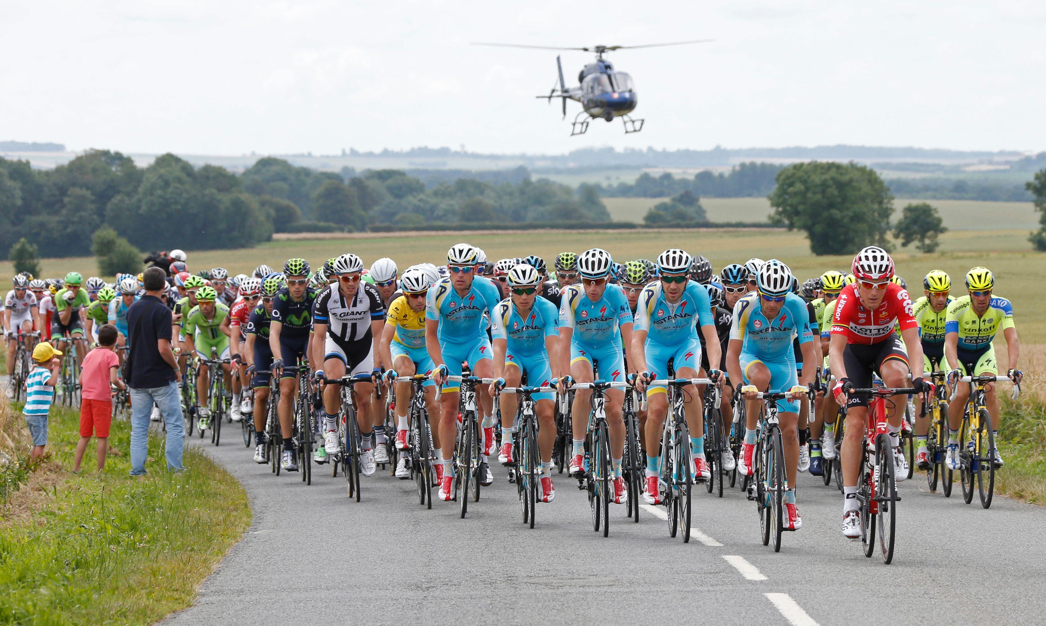 Le Tour de France ne passionne plus autant qu'il y a 40 ans.