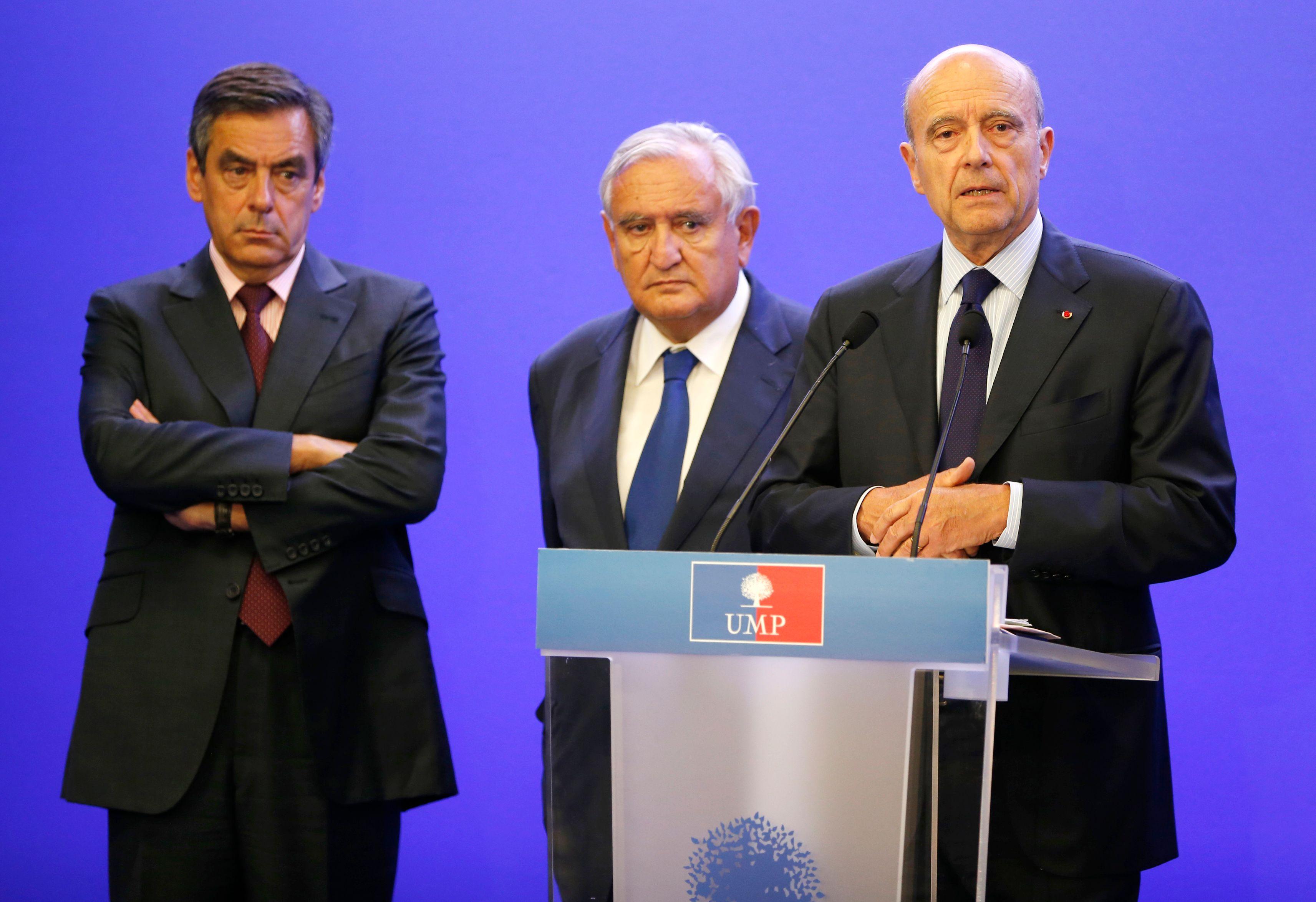 Pour Alain Juppé, la situation à l'UMP reste grave