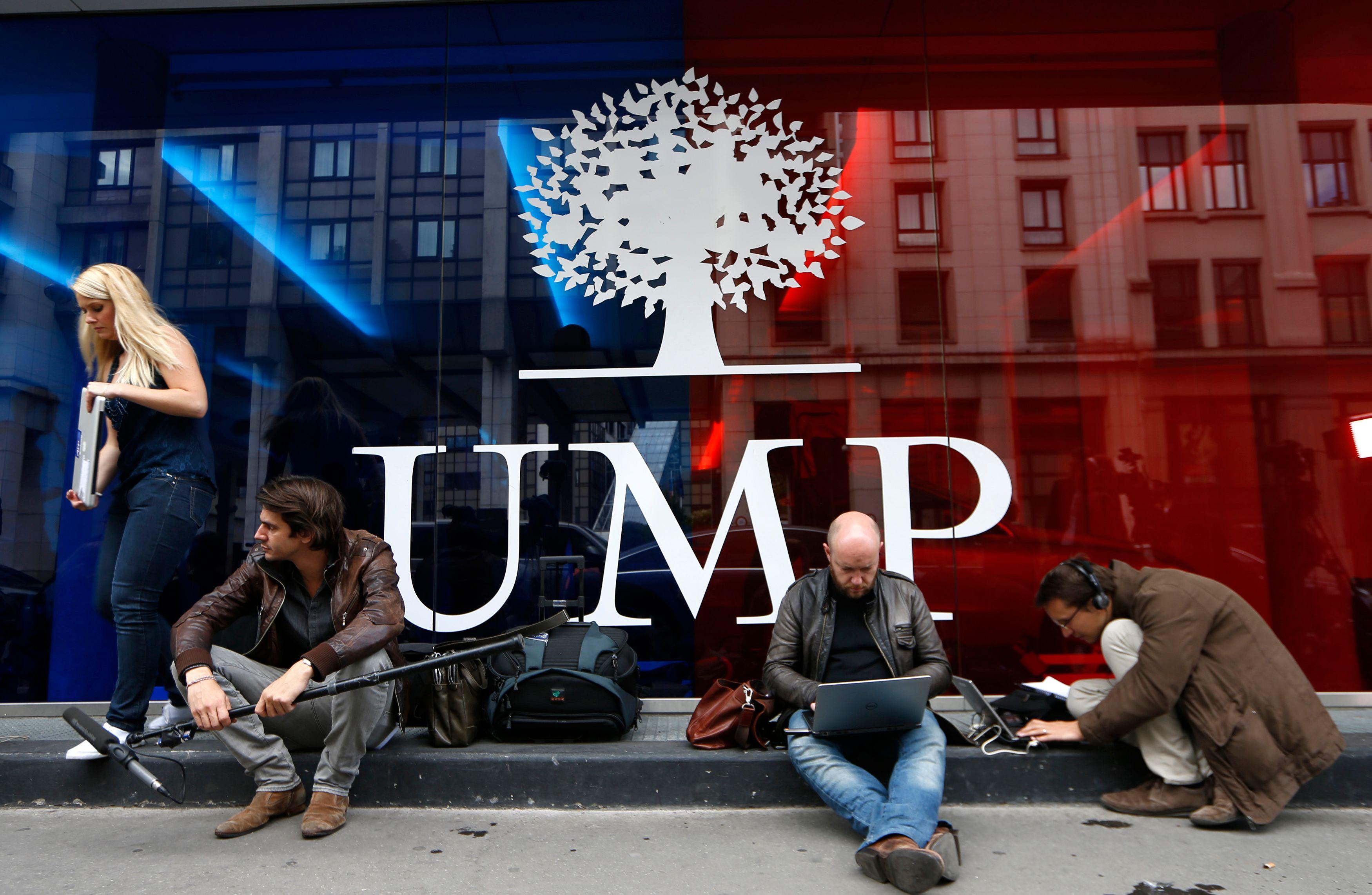 "L'UMP lance ce mercredi ""Direct Citoyen"", son application mobile"