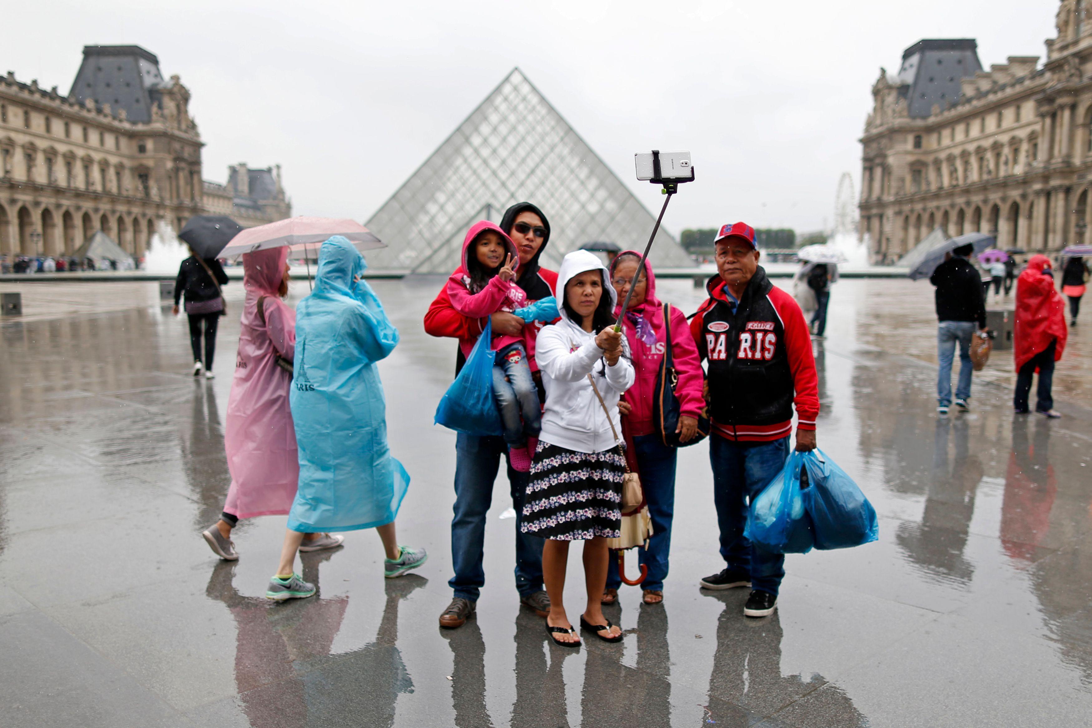 Les touristes chinois sont frappés du syndrome de Paris
