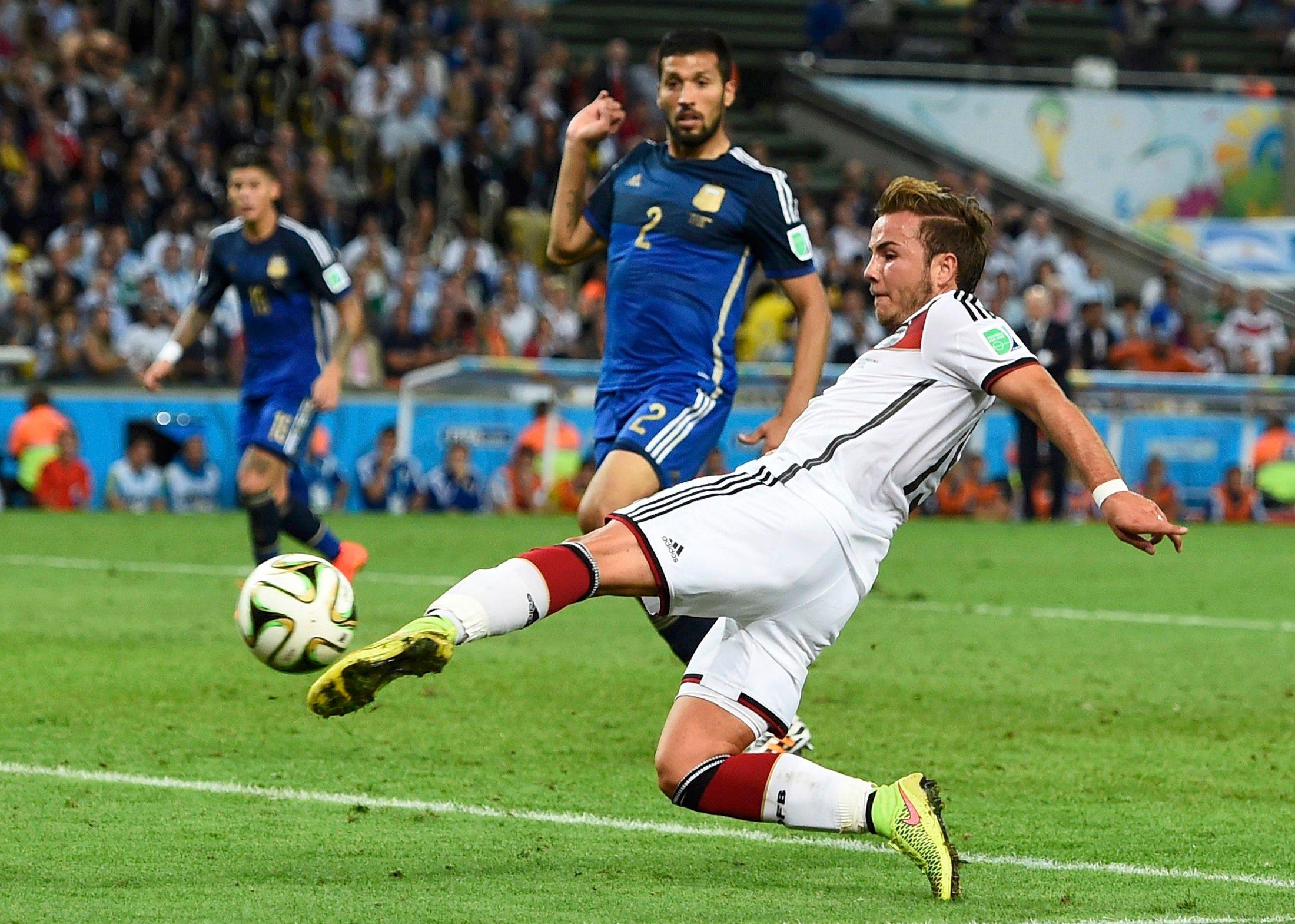 Le ballon Brazuca aurait influencé le jeu des footballers