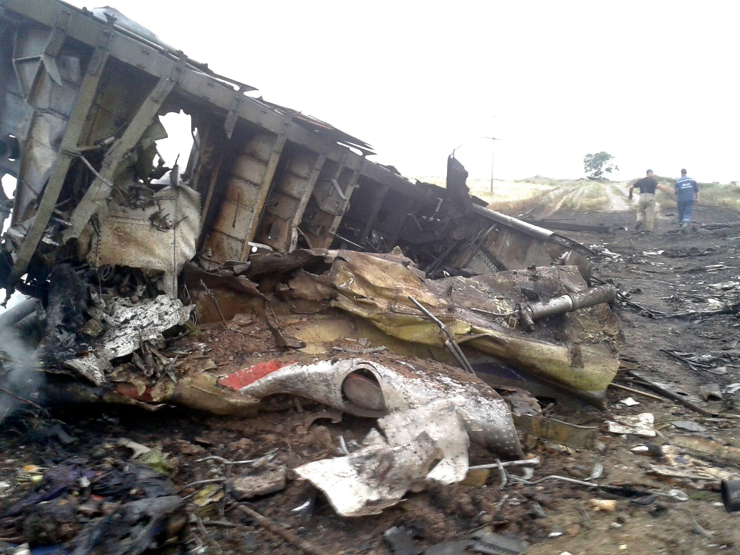 Un missile est bel et bien à l'origine du crash du vol MH17