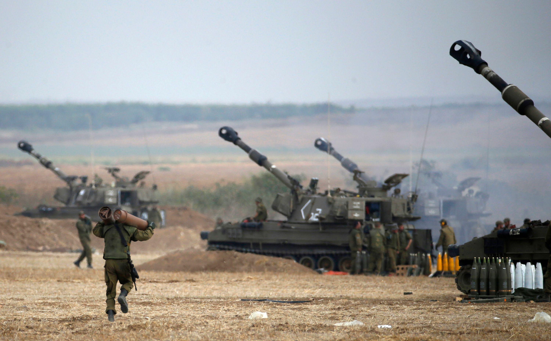 Les frappes israéliennes redoublent ce dimanche sur la bande de Gaza