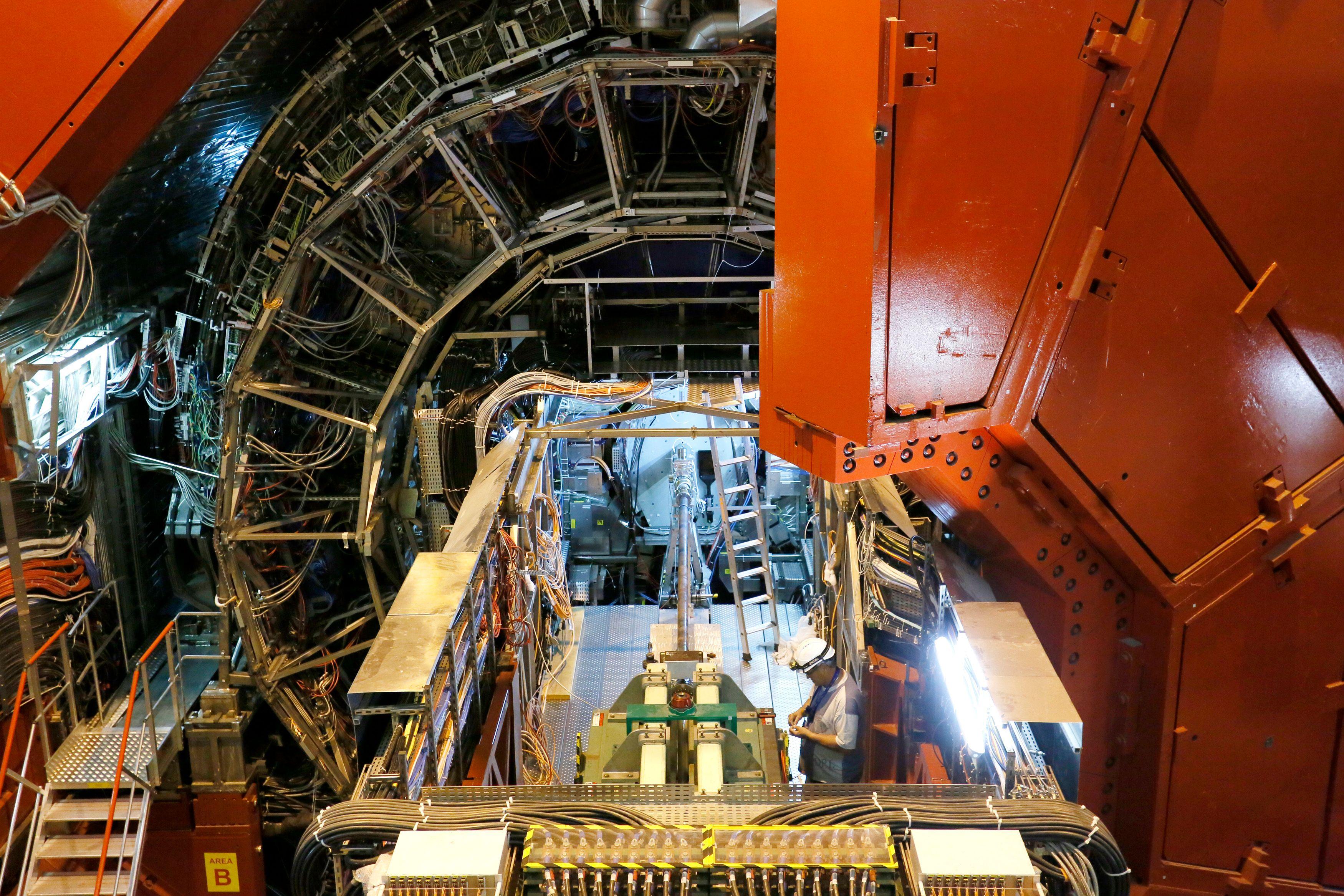 Une fouine bloque le plus grand accélérateur de particules du monde