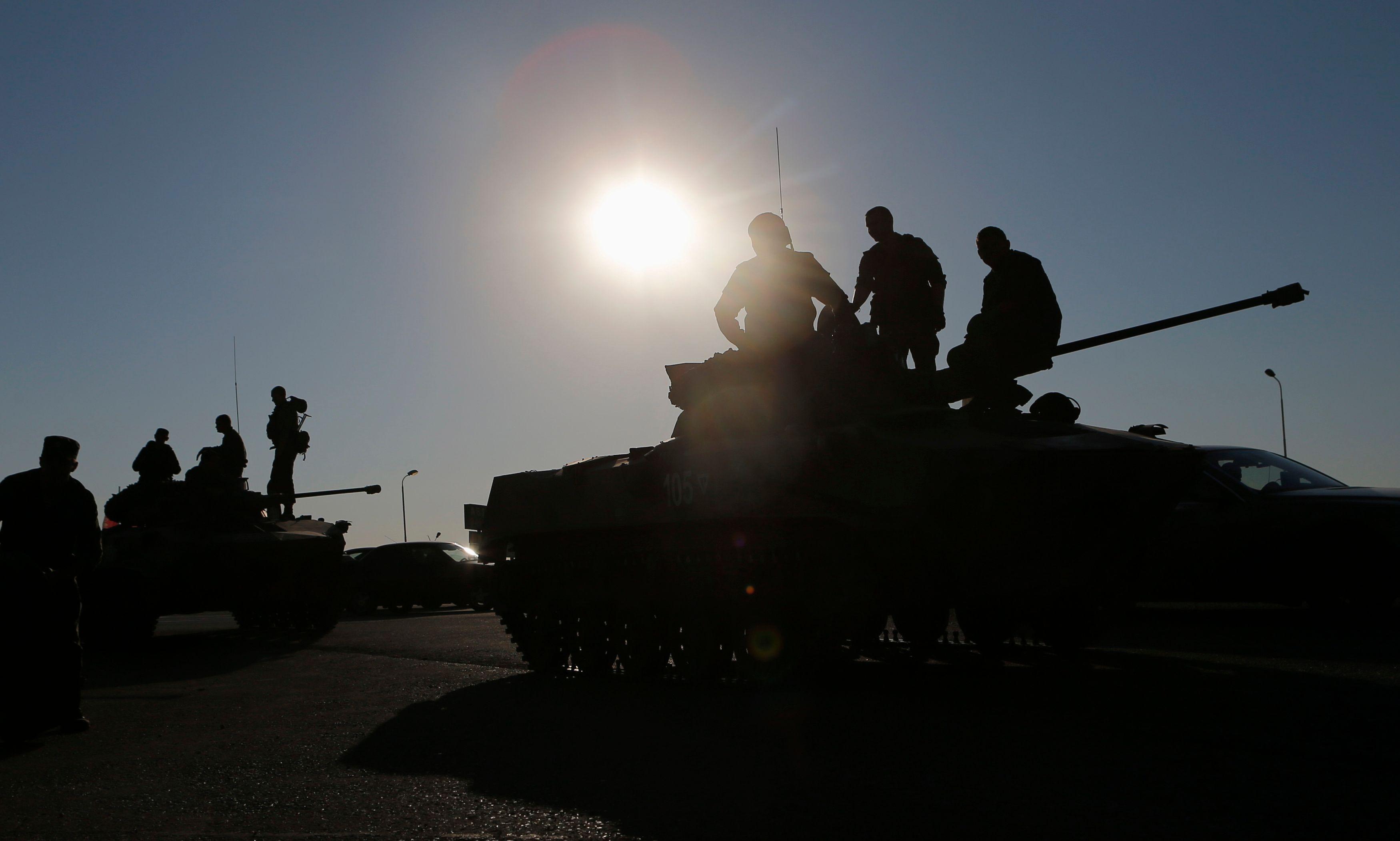 L'Ukraine affirme avoir détruit des chars russes