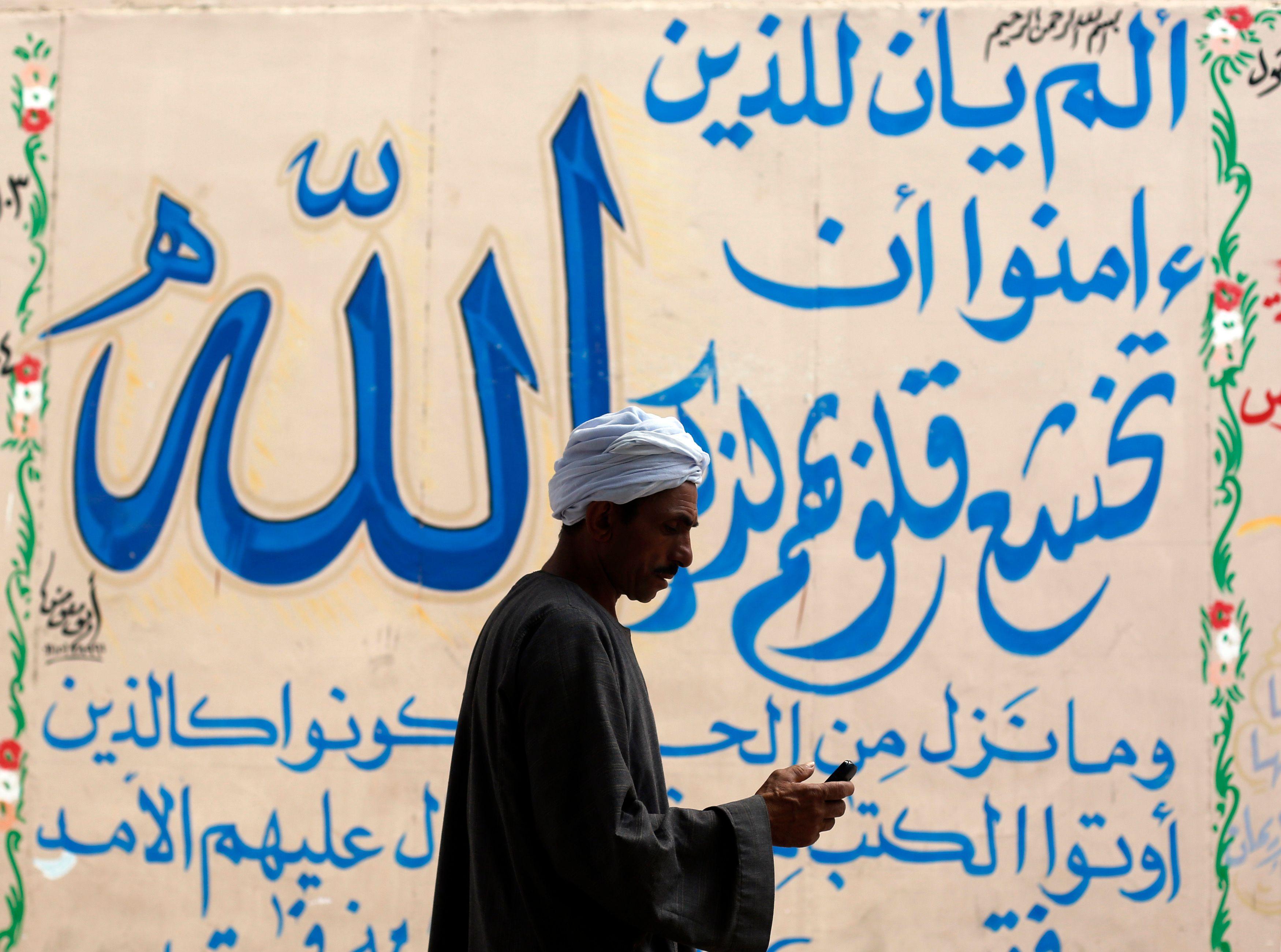 L'islam est une religion qui peine à s'adapter à son temps.