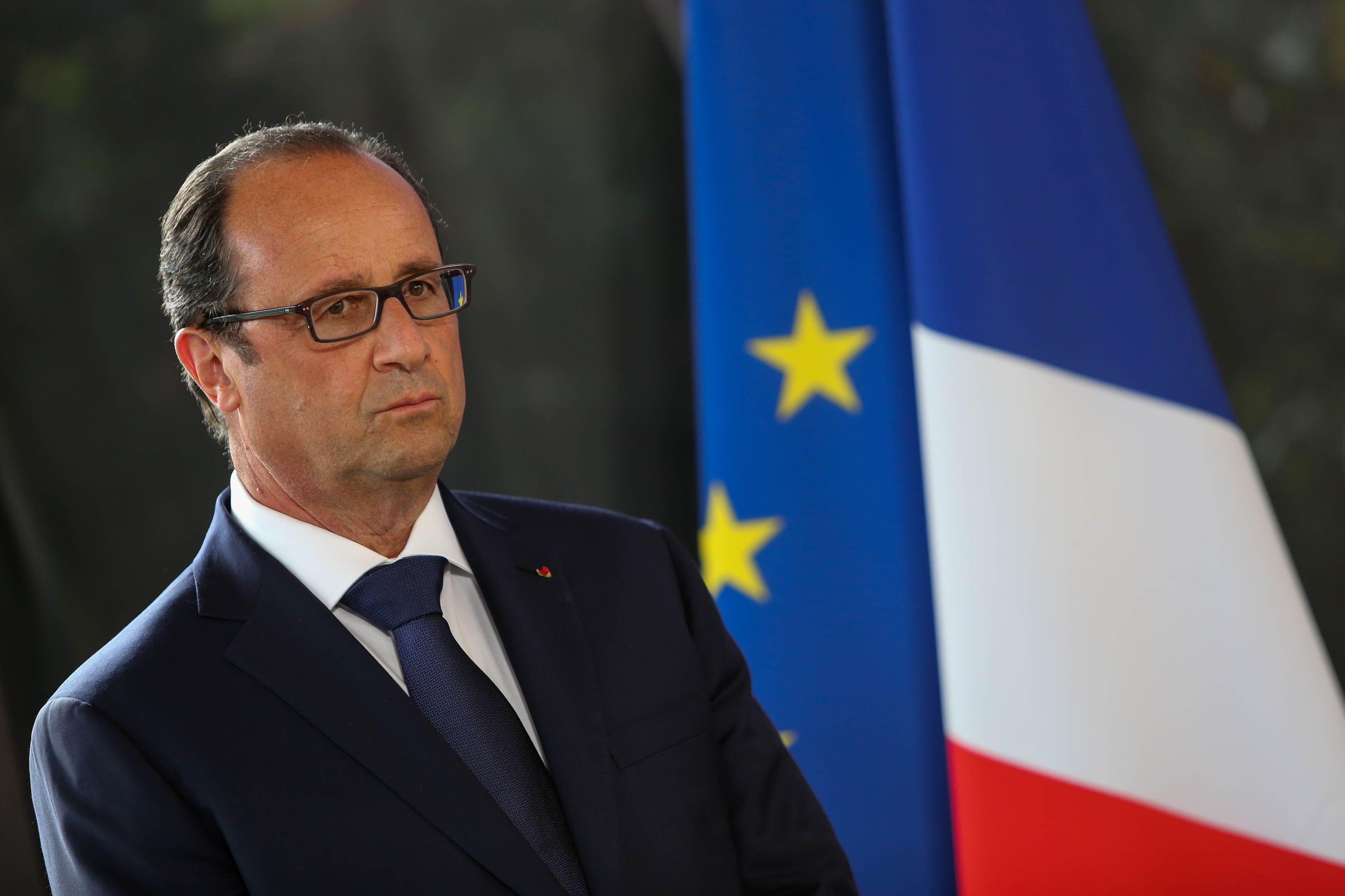 François Hollande n'en finit plus de faire des annonces mais sans résultat