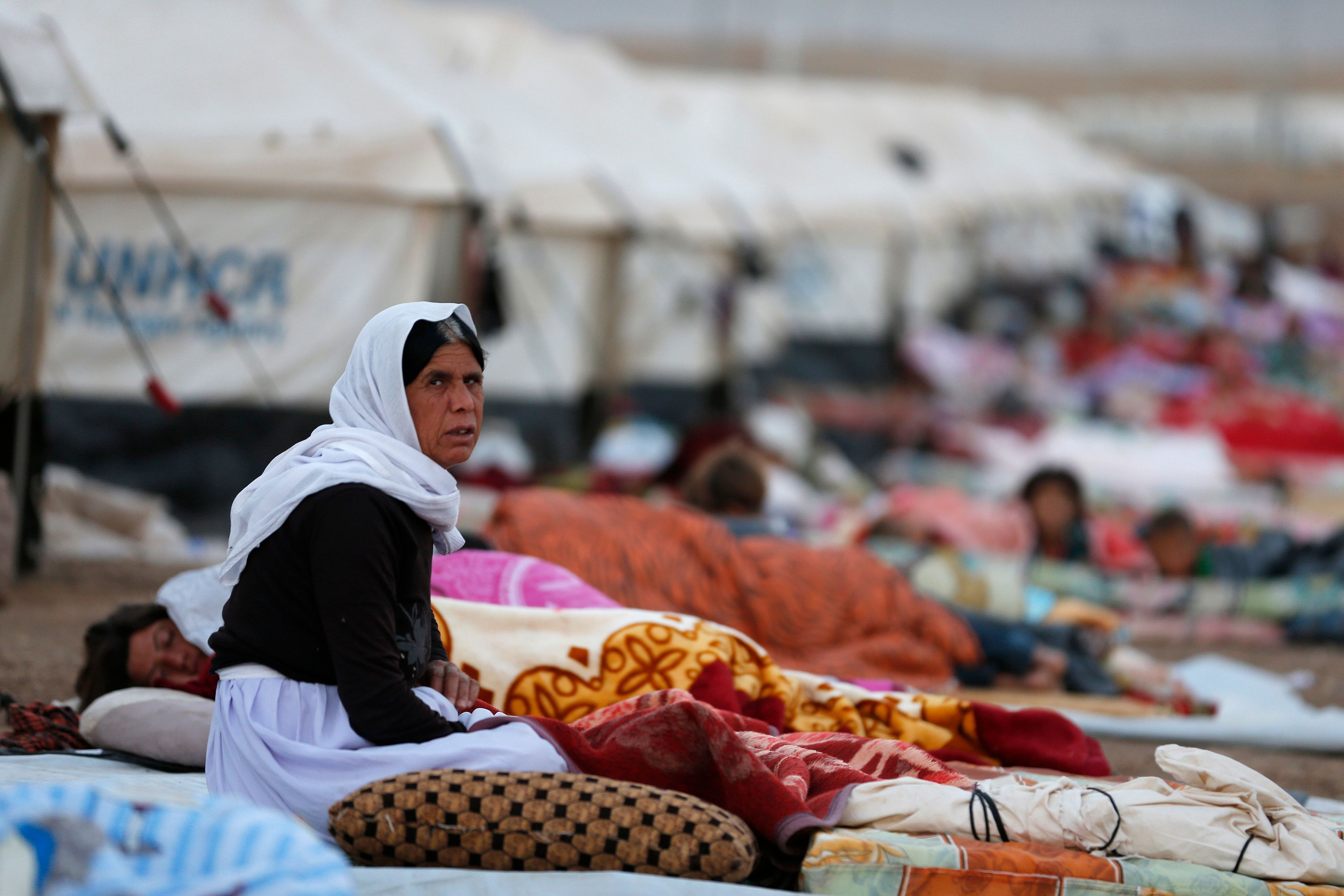 Syrie : le nombre de réfugiés grimpe à plus de 4 millions