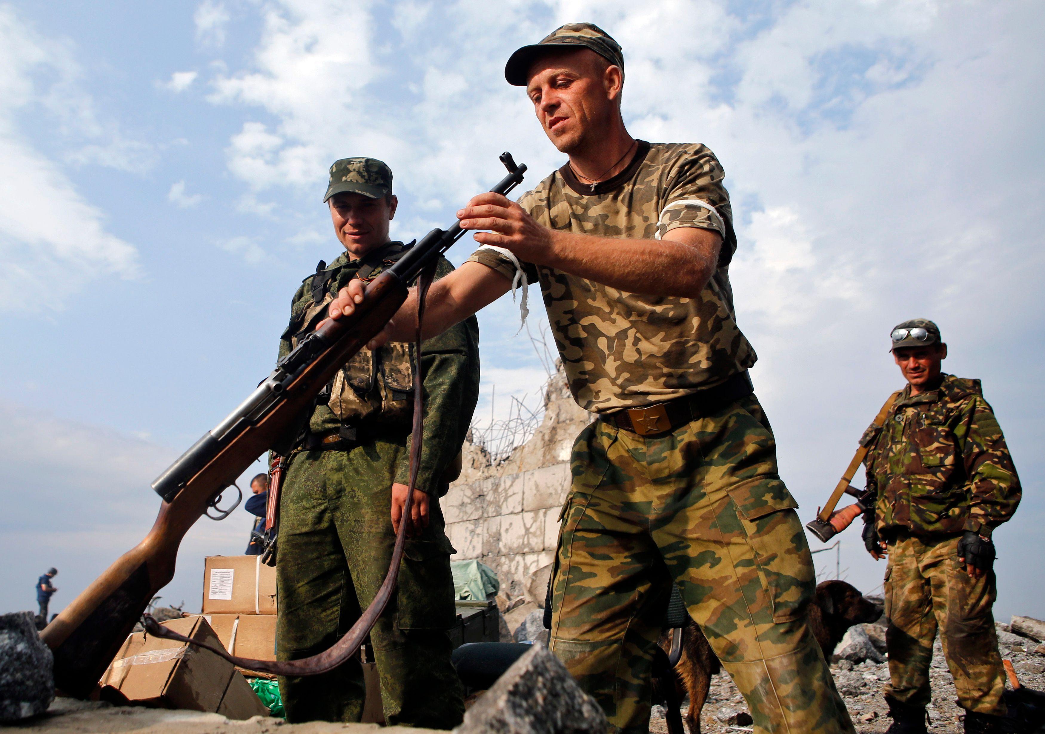 La capture de parachutistes russes en territoire ukrainien a marqué un tournant dans le conflit.