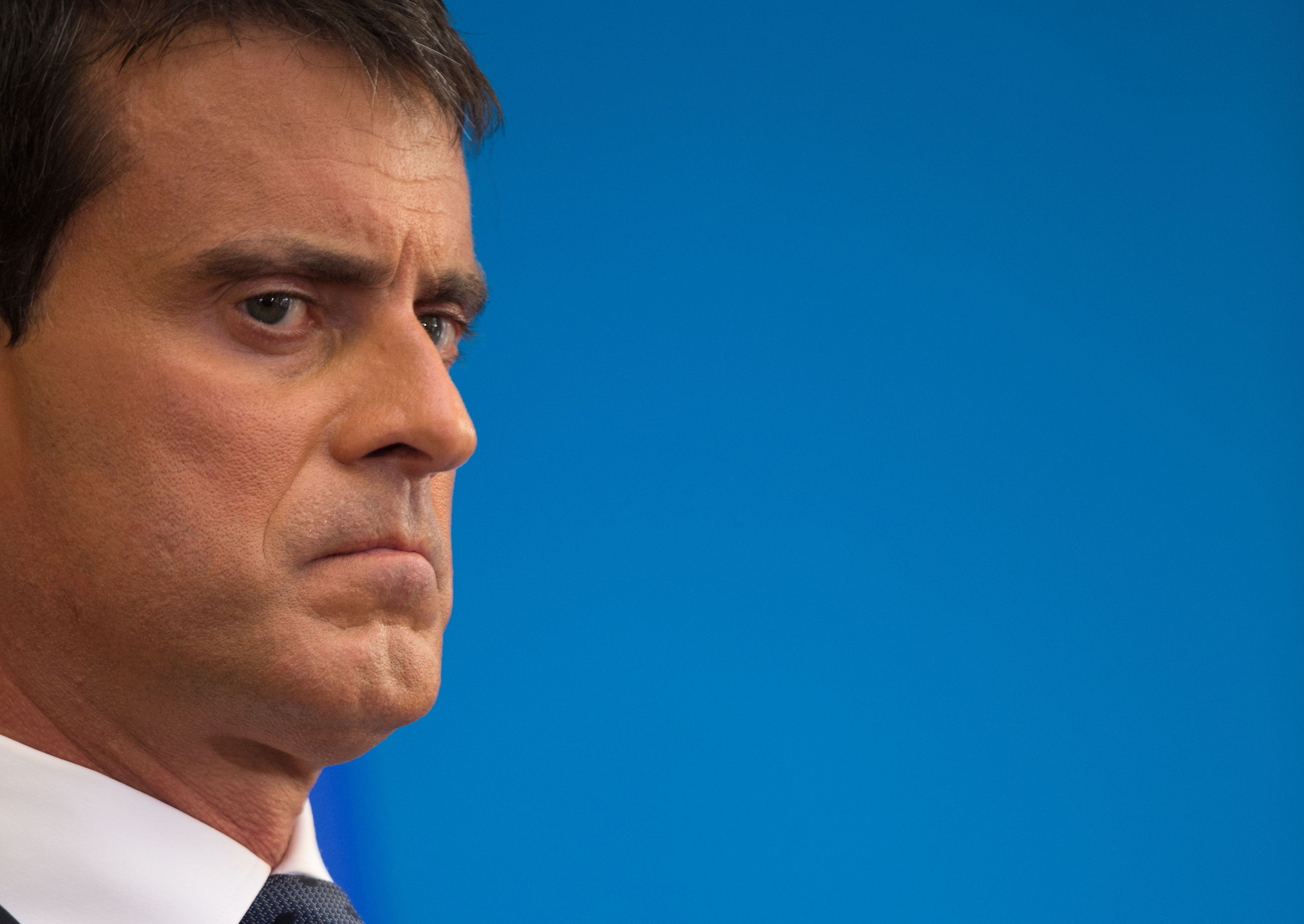 Manuel Valls a critiqué les dirigeants du patronat