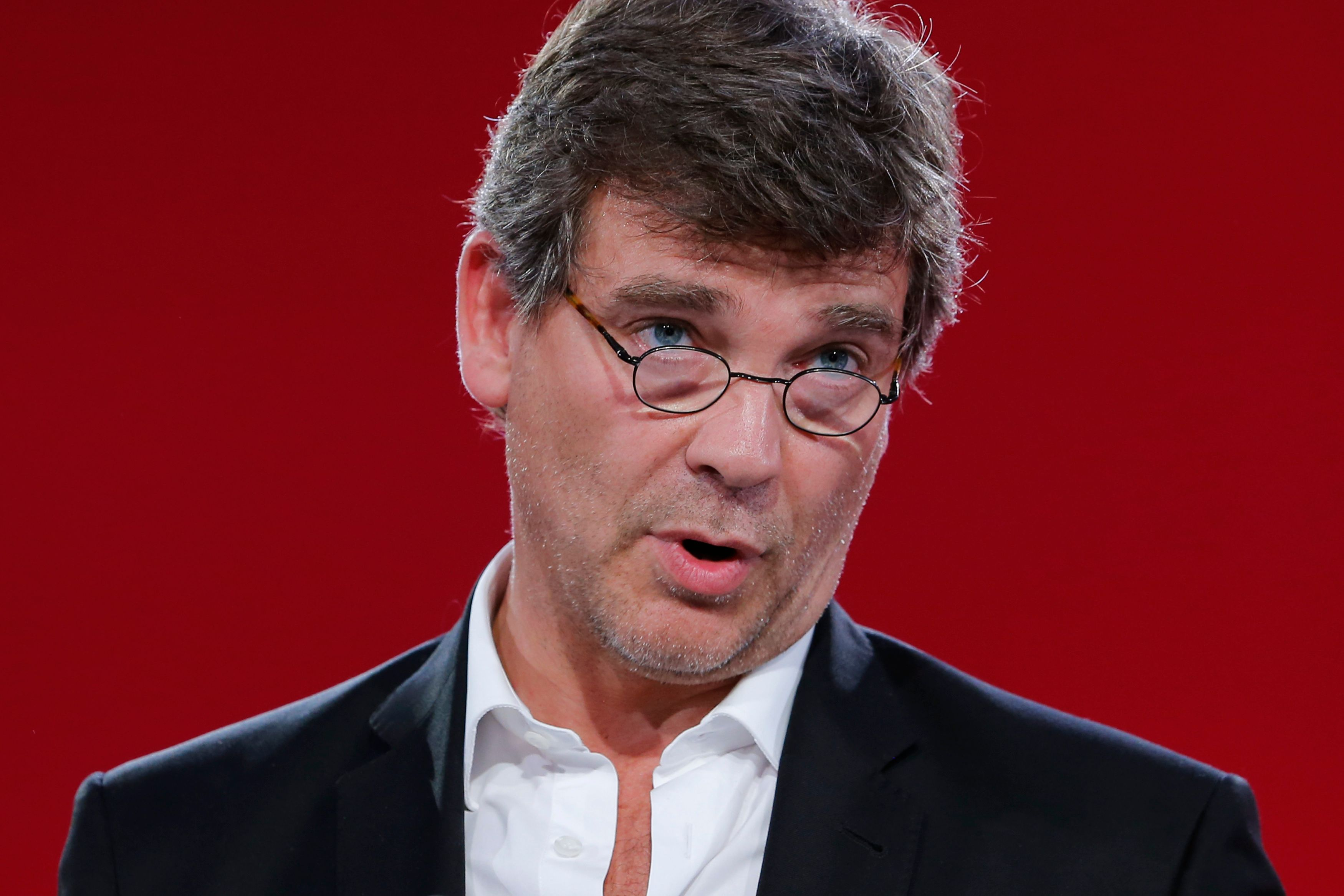 "Pour Arnaud Montebourg, ""Macron est monsieur X"""