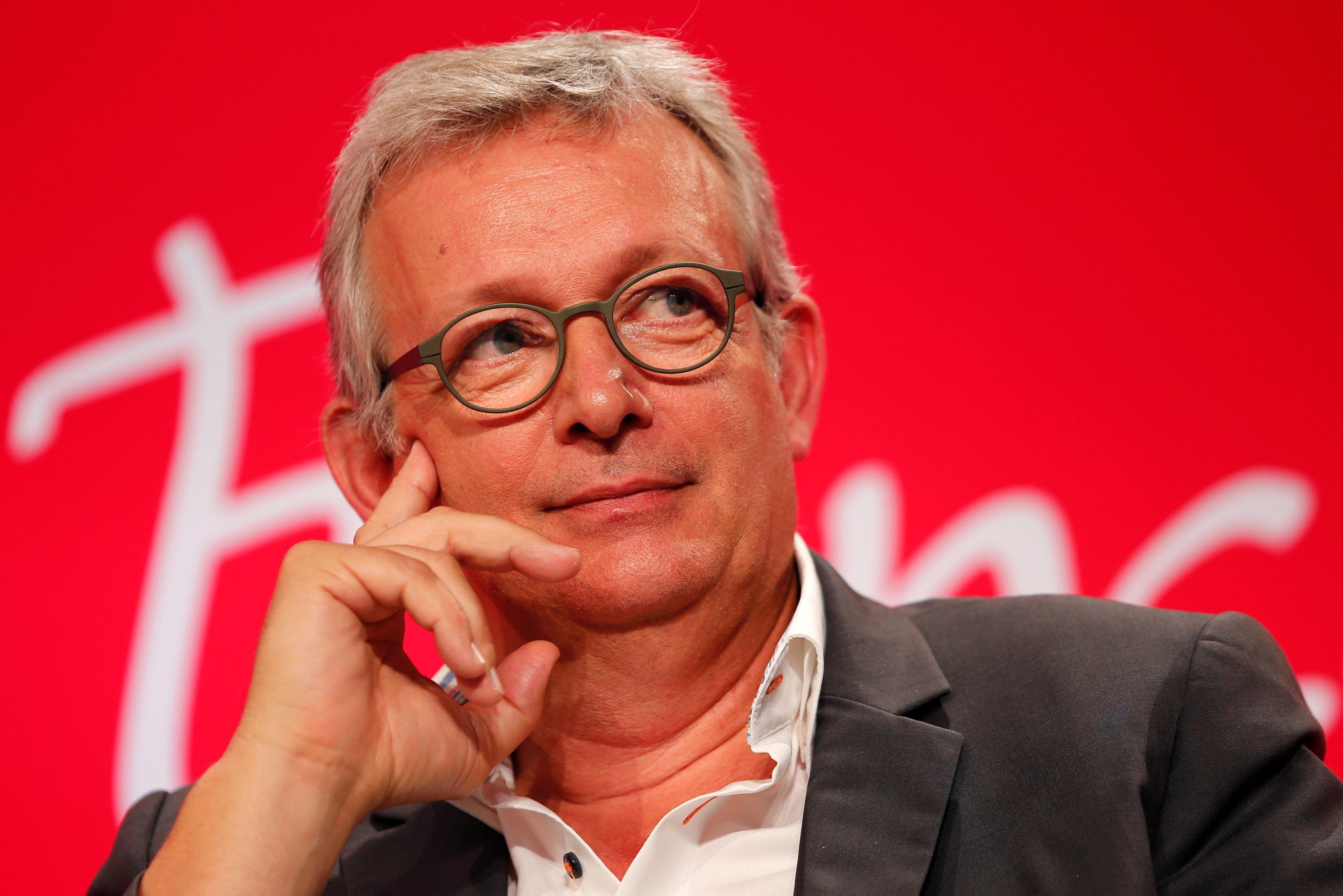 """Pierre Laurent : """"Il est exclu pour les communistes de soutenir François Hollande en 2017"""""""
