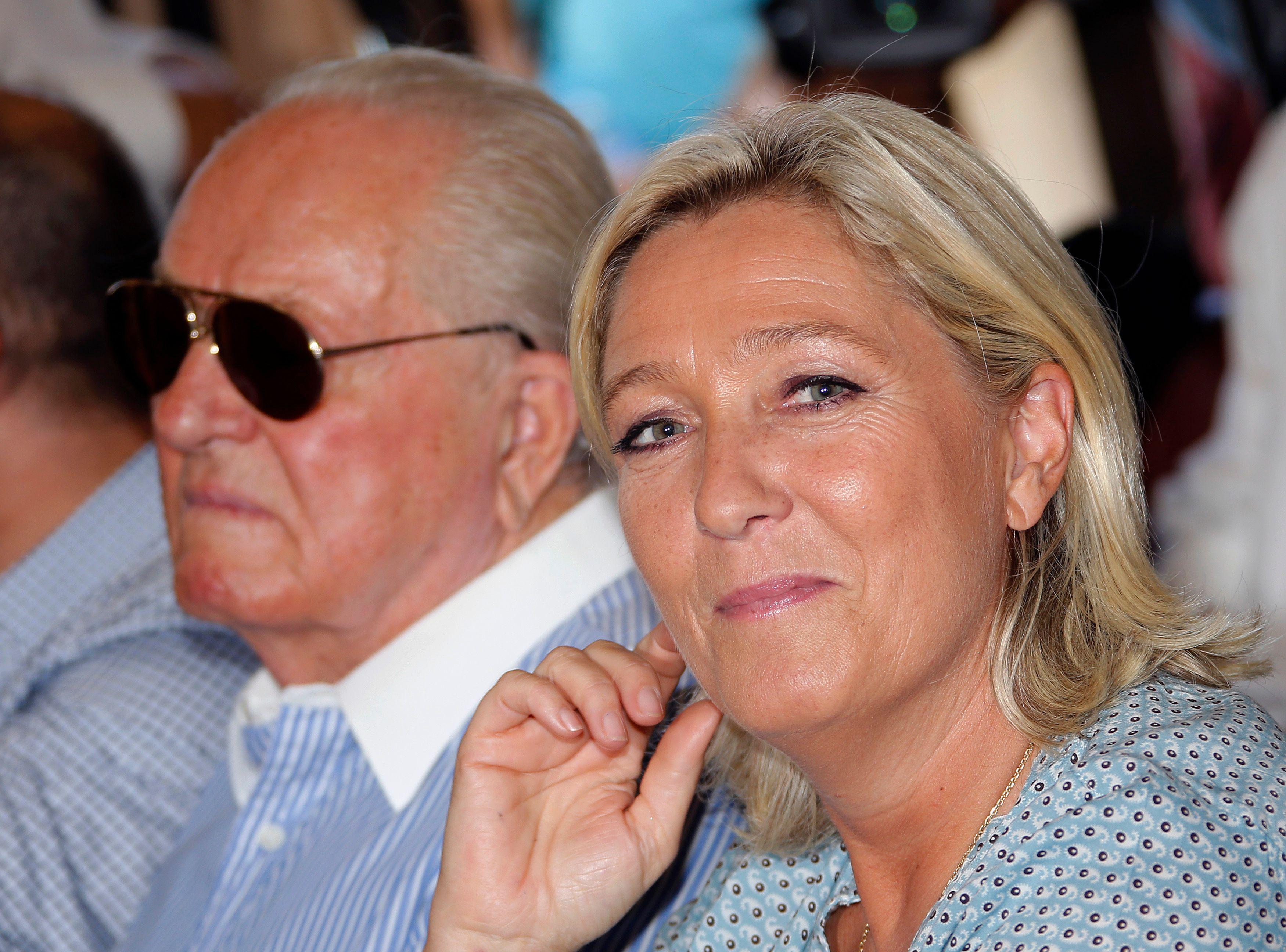 Tsunami au FN après l'interview choc de Jean-Marie Le Pen : retour sur la folle journée vécue par le parti