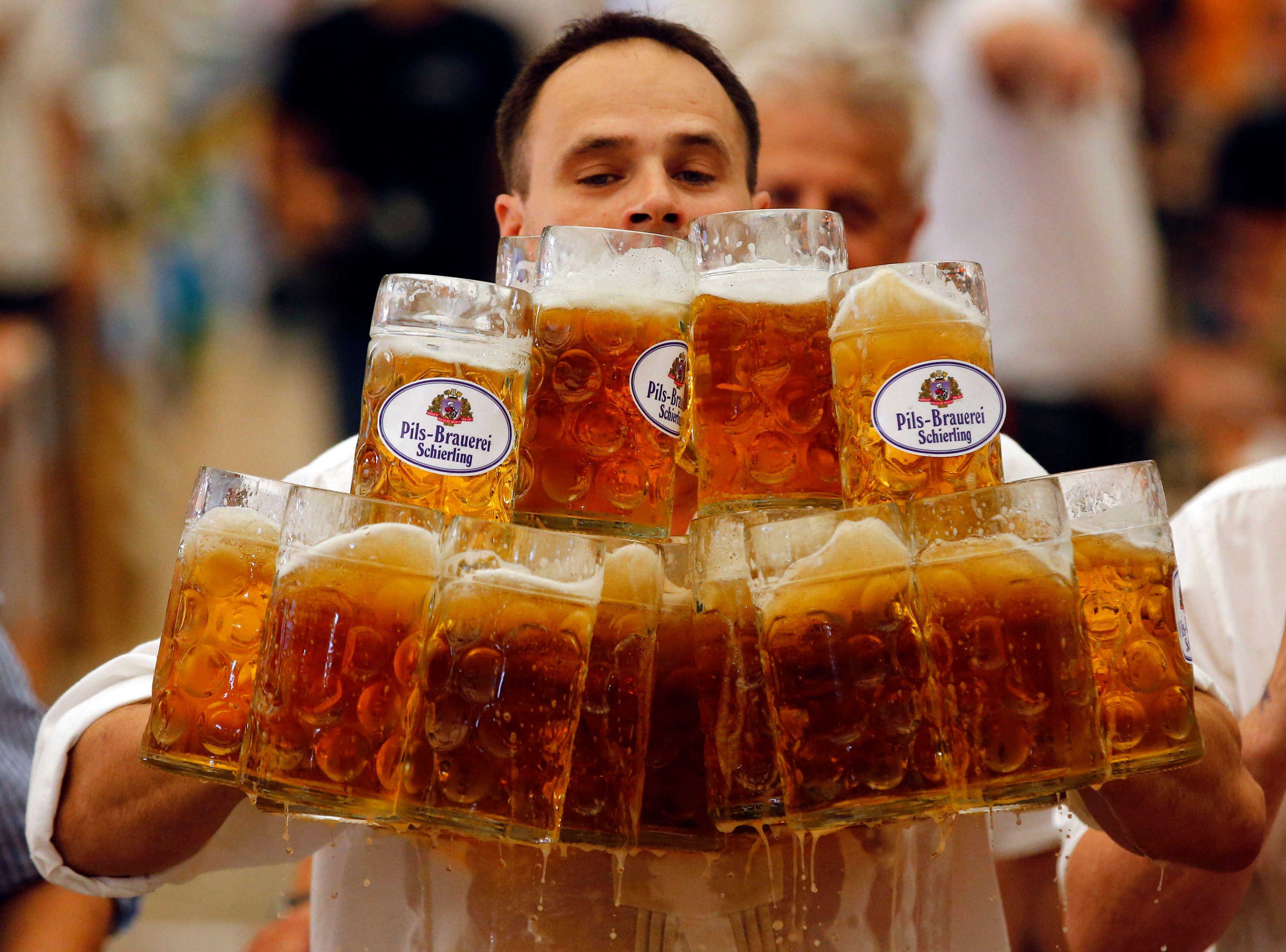 Selon une étude de l'INPES, les jeunes français sont de plus en plus souvent ivres.