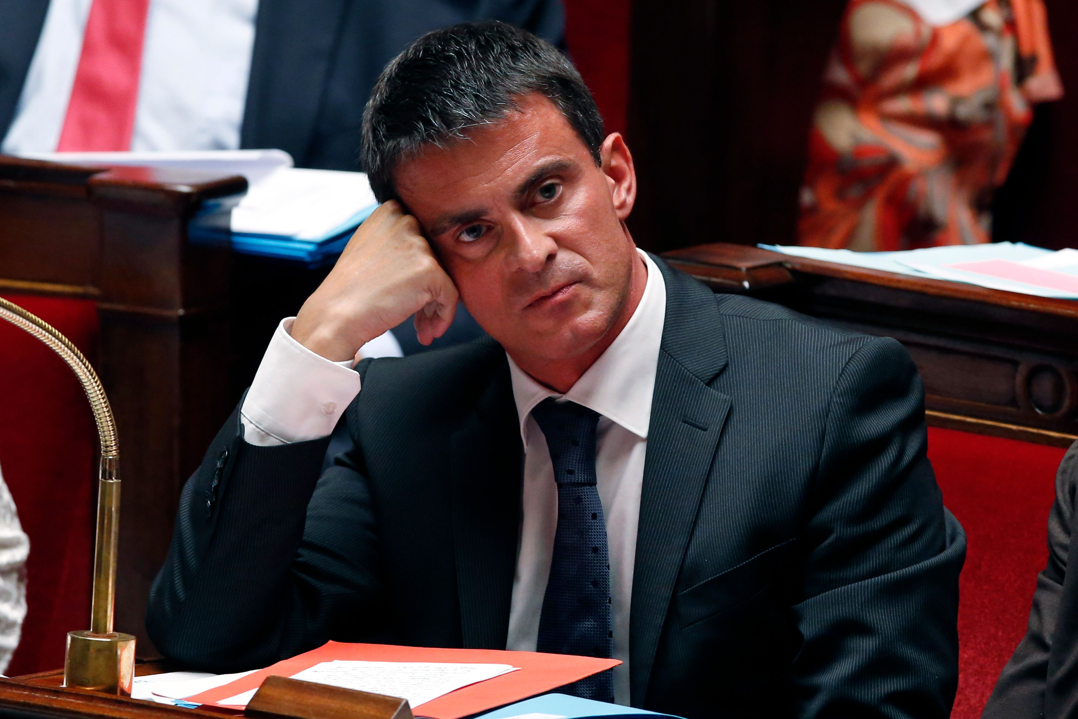 Manuel Valls a convié certains députés PS et pas d'autres à une soirée à l'Assemblée nationale mercredi soir