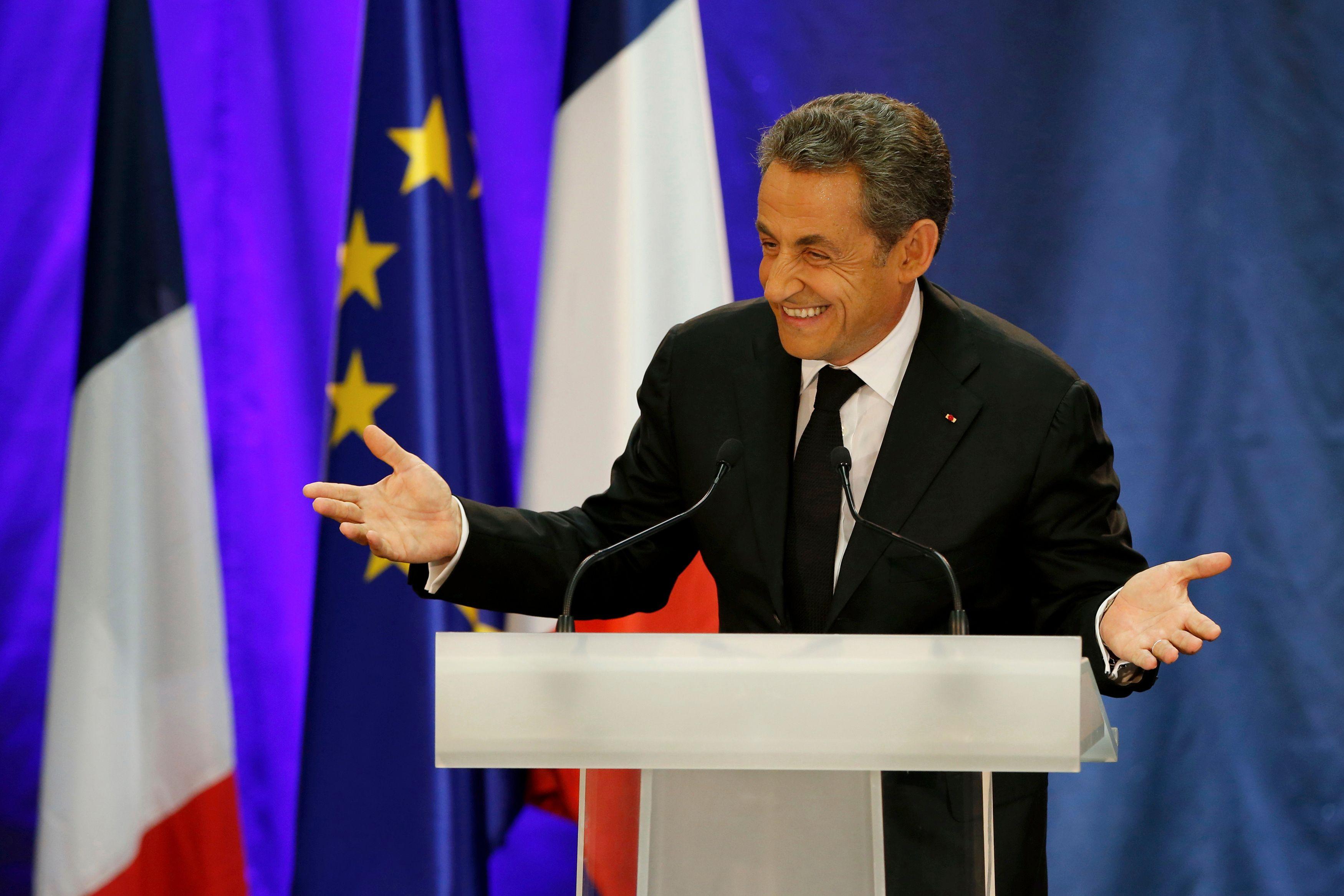 Nicolas Sarkozy a tenu 19 réunions publiques lors de la campagne