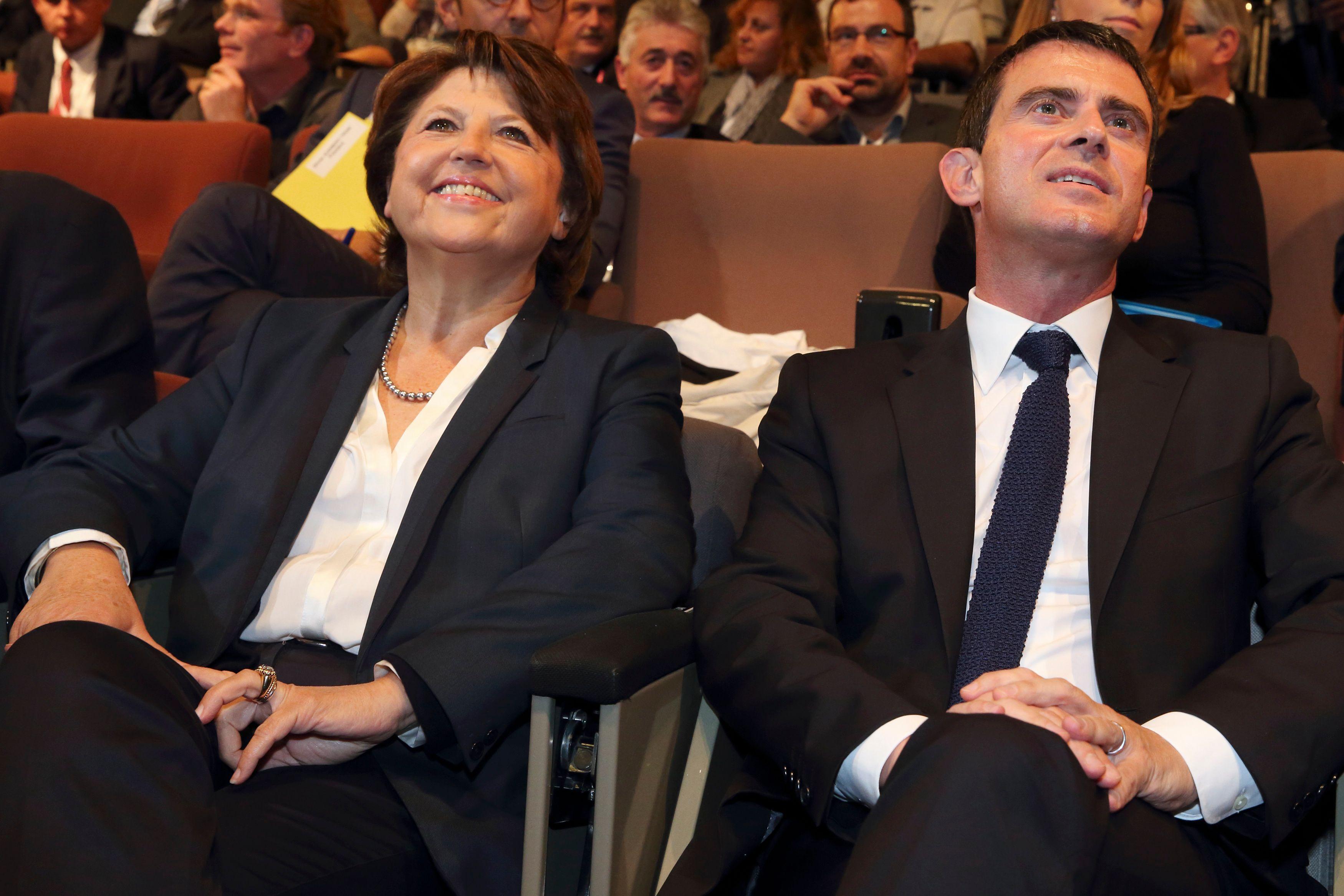 Martine Aubry a torpillé mercredi 10 décembre la communication du Premier ministre.