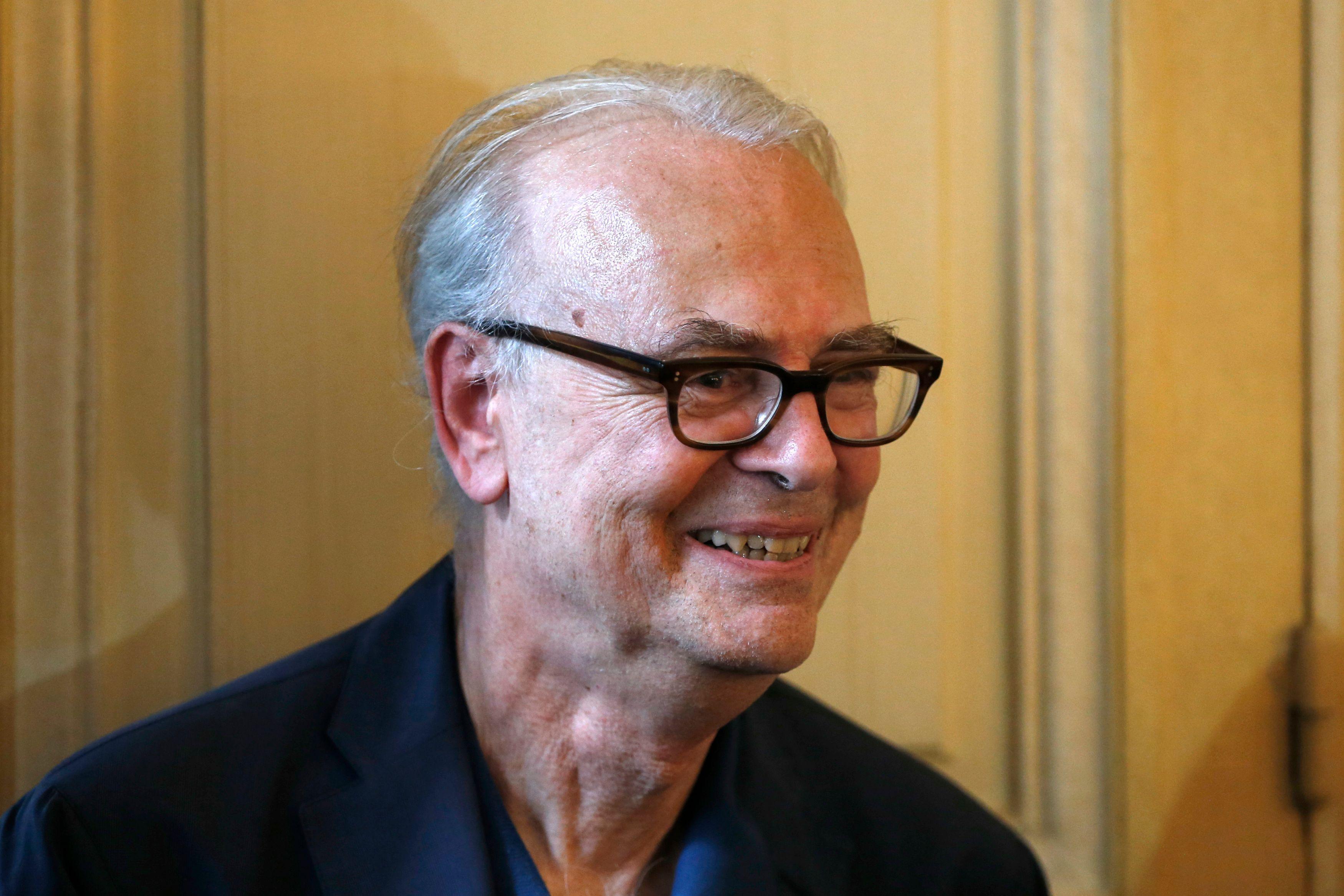 """Bernard Pivot à Stockholm : """"la grande leçon de littérature de Modiano"""""""