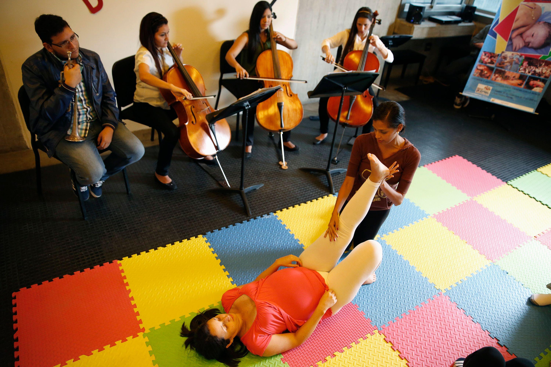 La musique pourrait aider à lutter contre la douleur, notamment en permettant la création de dopamine.