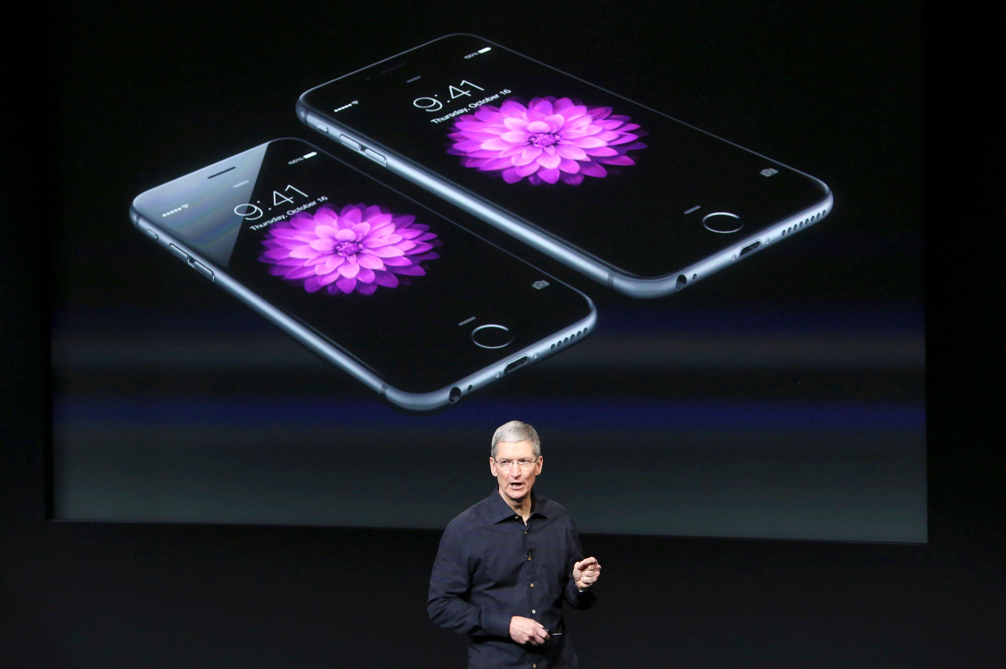 iPhone 6 : pourquoi les produits Apple affichent-ils toujours 9h41 dans les pubs ?