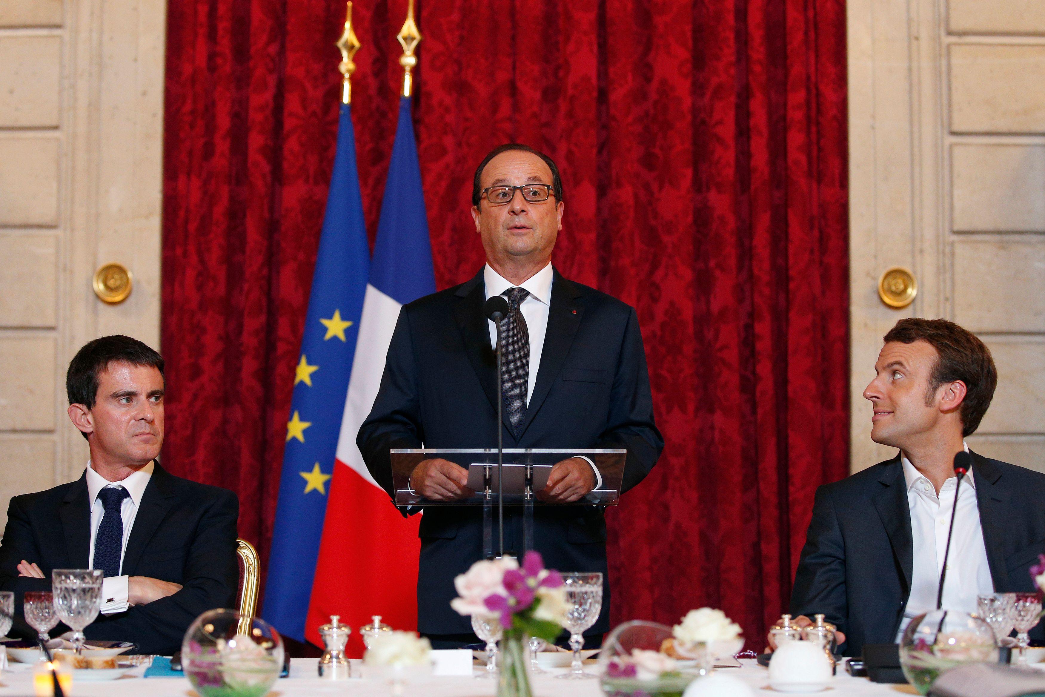 Valls-Montebourg-Macron (et les autres...) : qui est le mieux armé pour nous convaincre qu'il est un non-héritier de François Hollande ?
